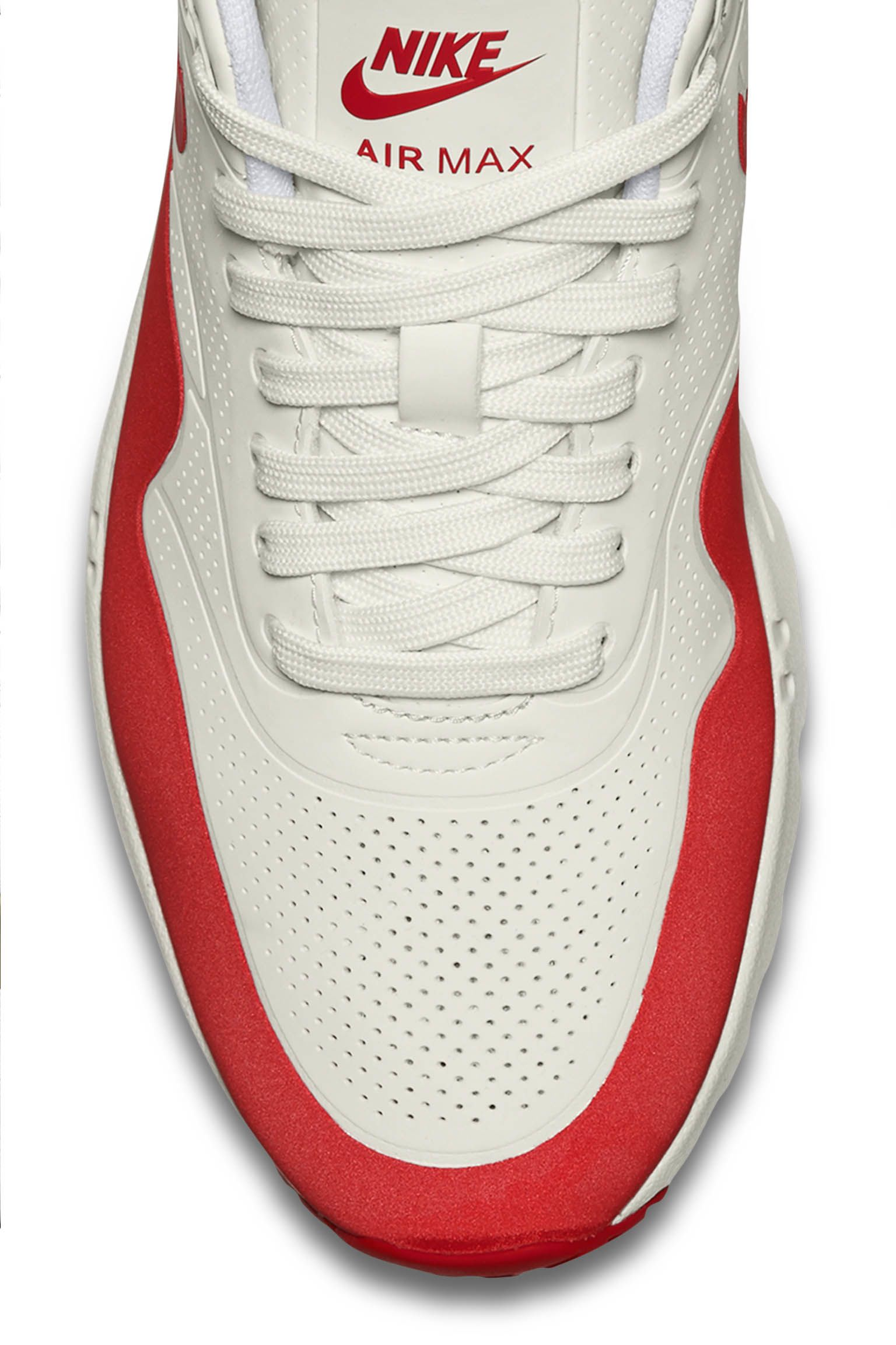 Women's Nike Air Max 1 Ultra 'White & University Red'