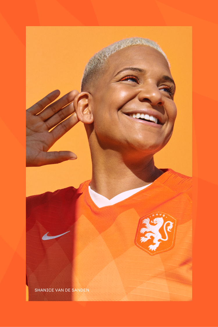 Netherlands Women's Football Federation National Team Collection