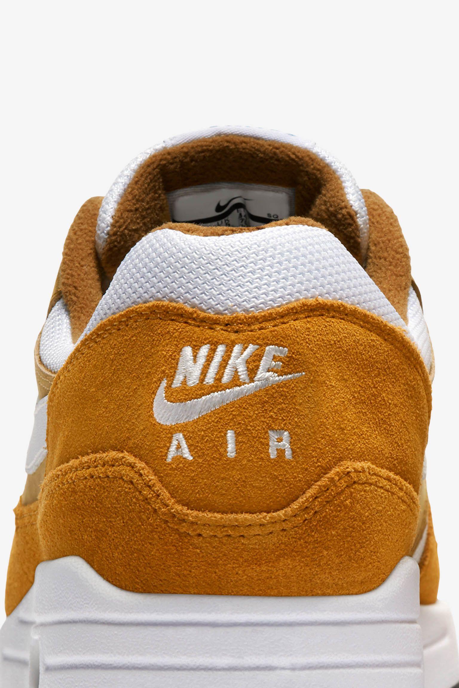 Nike Air Max 1 Premium 'Dark Curry' Release Date