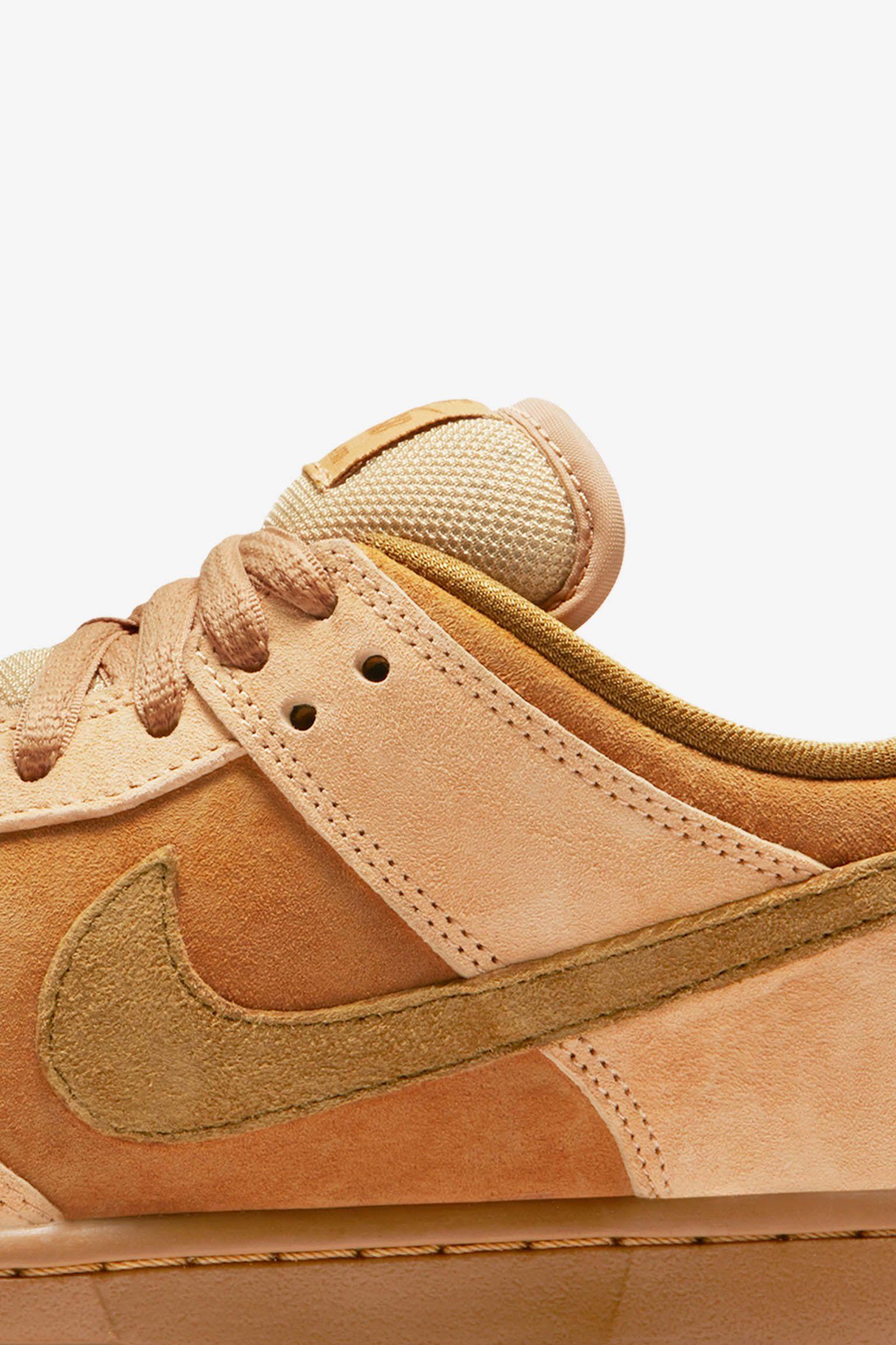 Nike SB Dunk Low Pro  Wheat  Release Date. Nike+ SNKRS 251805e6ece4