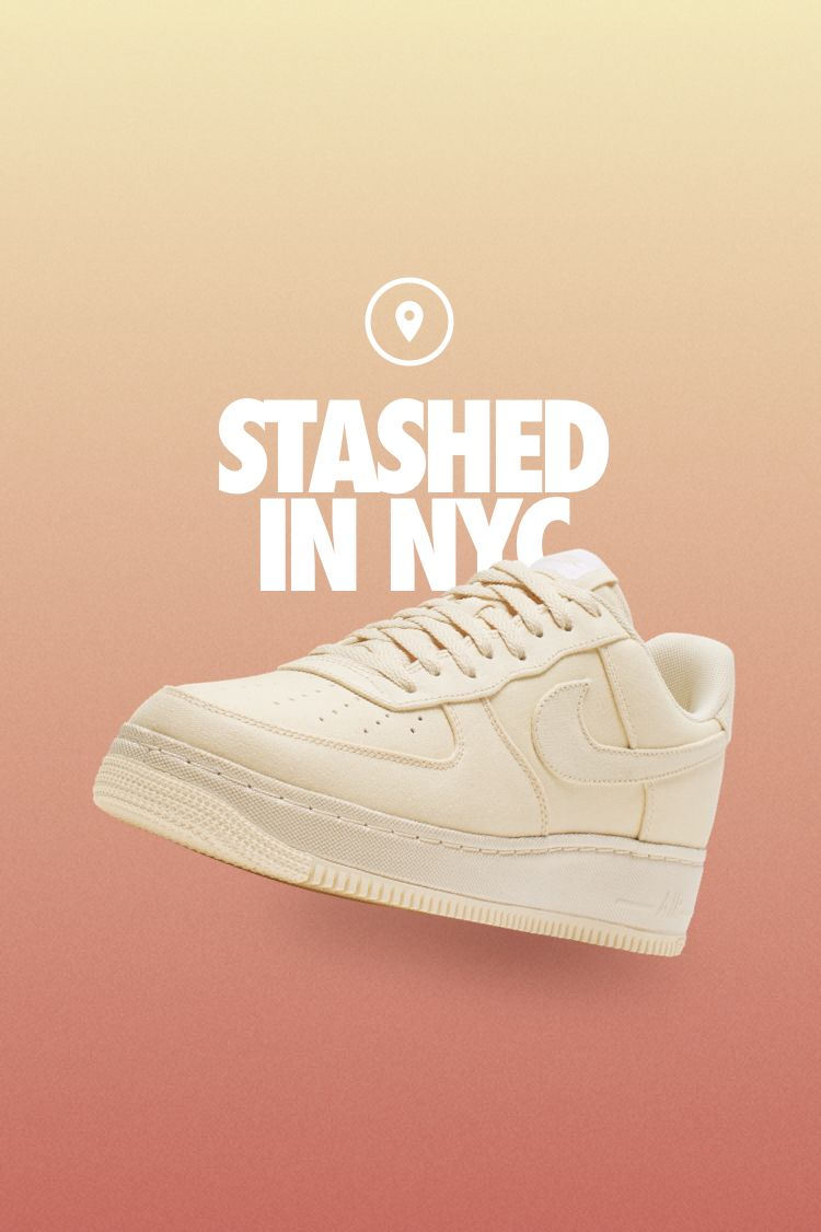 SNKRS Stash: Air Force 1 'NYC Editions: Procell' NYC