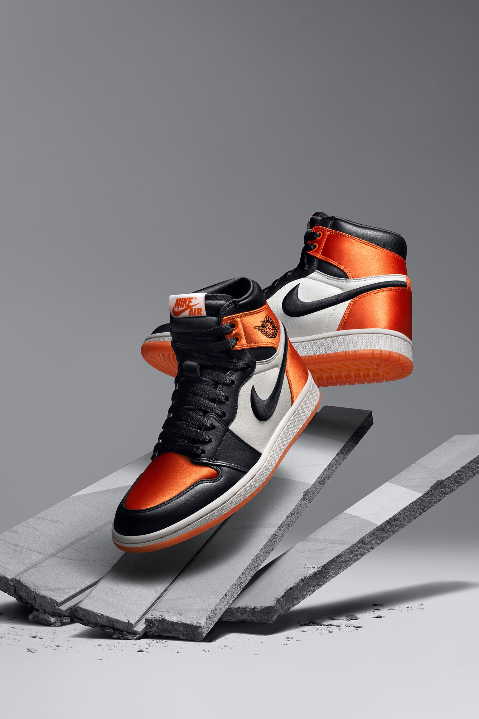 Women's Air Jordan 1 'Satin Shattered Backboard' Release Date