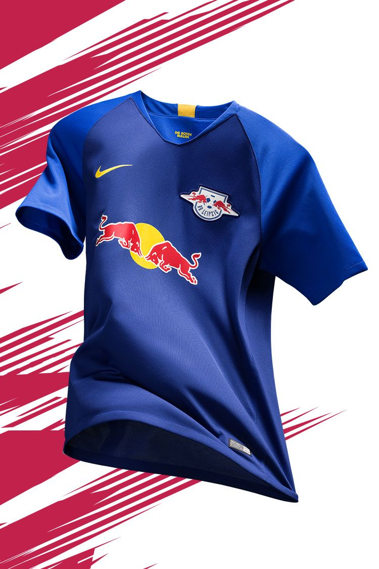 RB Leipzig 2018/19 Stadium Away Kit