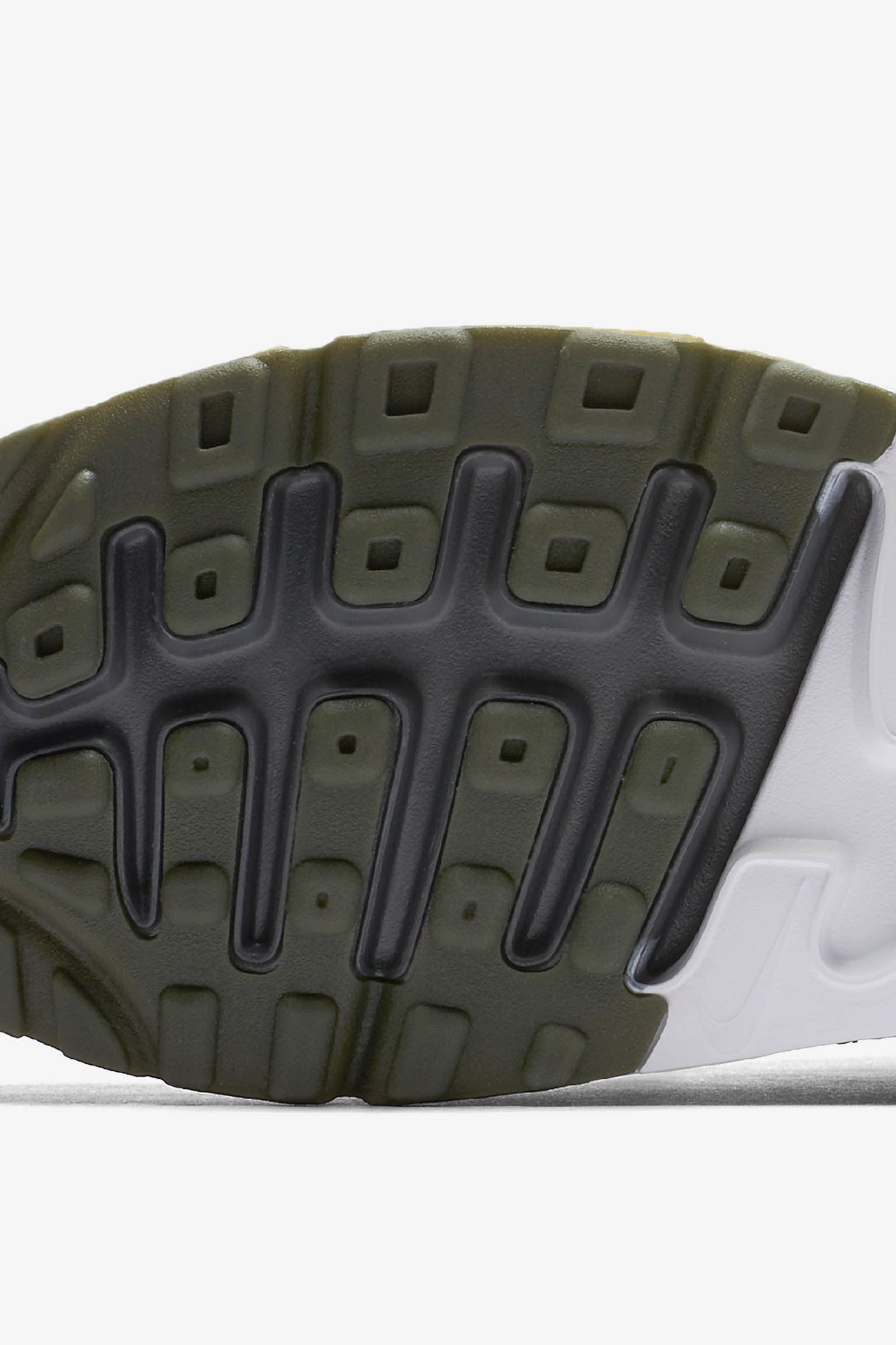 Nike Air Max 90 Ultra 2.0 Flyknit 'Rough Green & Dark Grey'