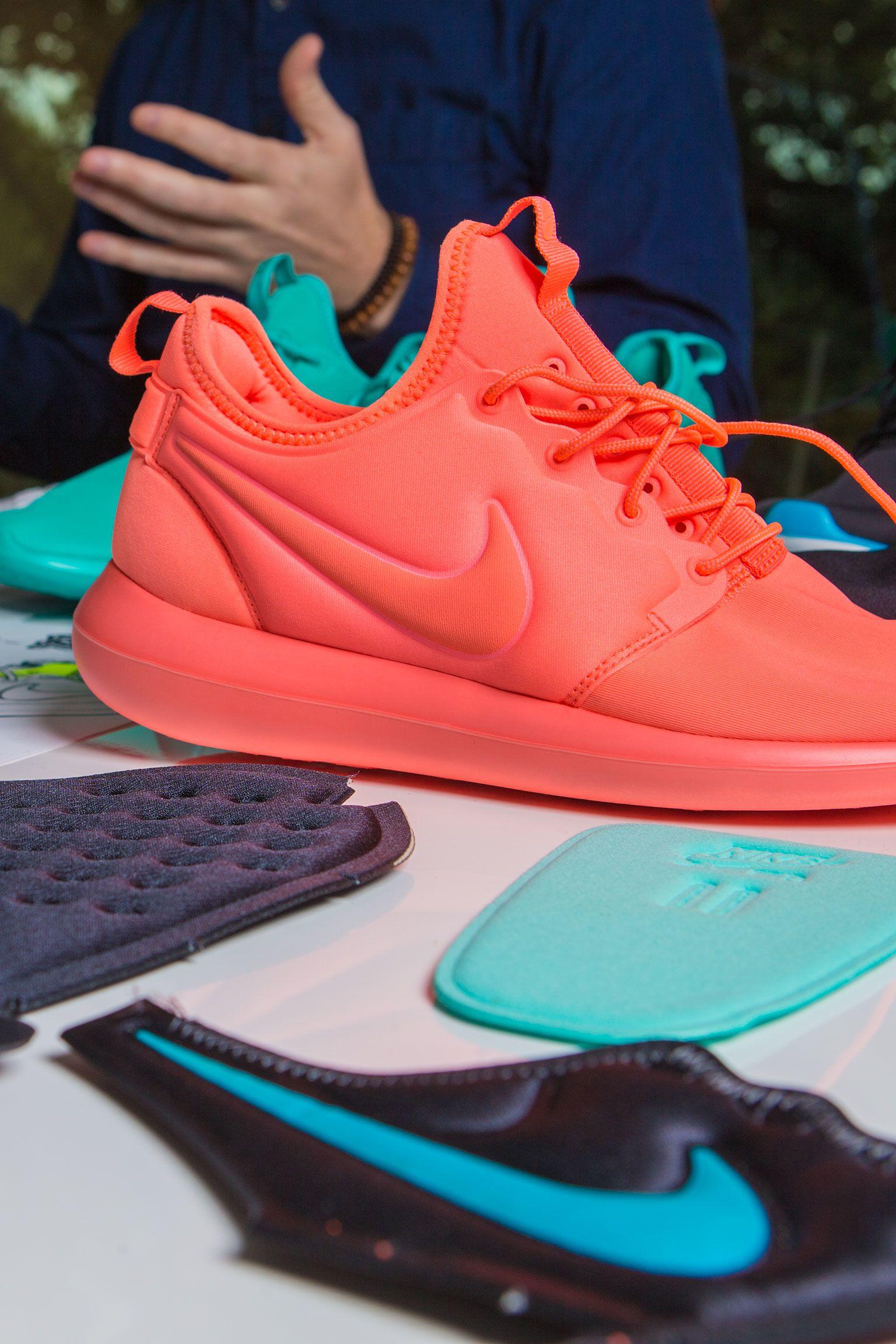 Tajemství designu: Nike Roshe 2