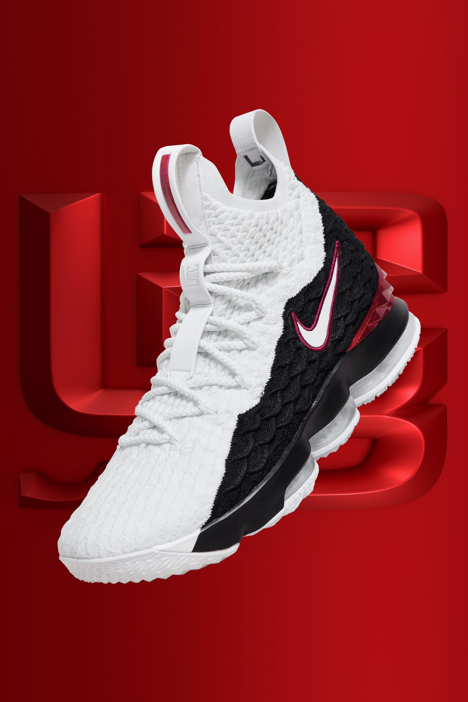 1e9d45a6a3a4 Nike Lebron 15 LeBron Watch Air Zoom Generation ...