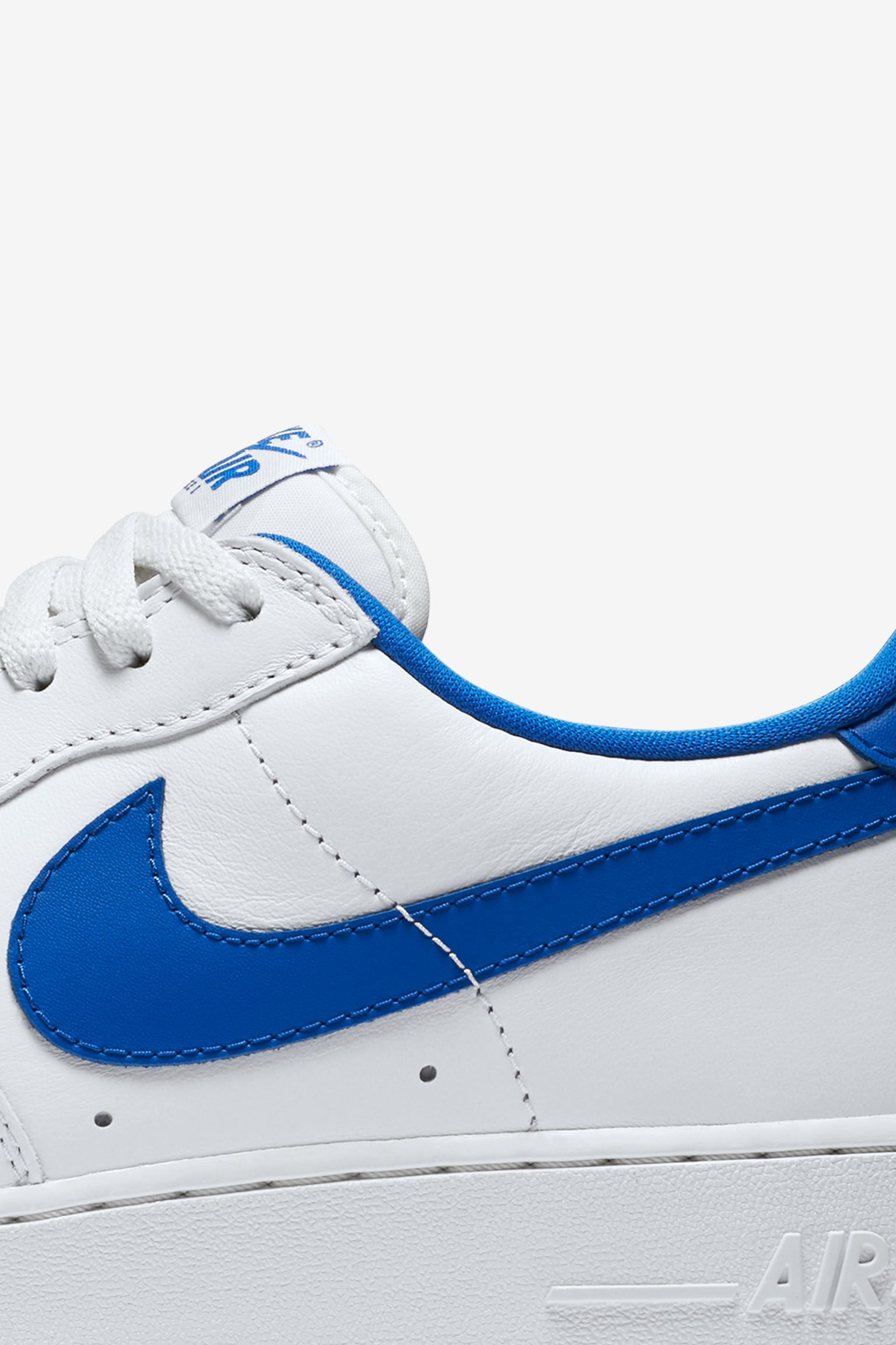 Nike Air Force 1 Low Retro 'White & Game Royal' Release Date