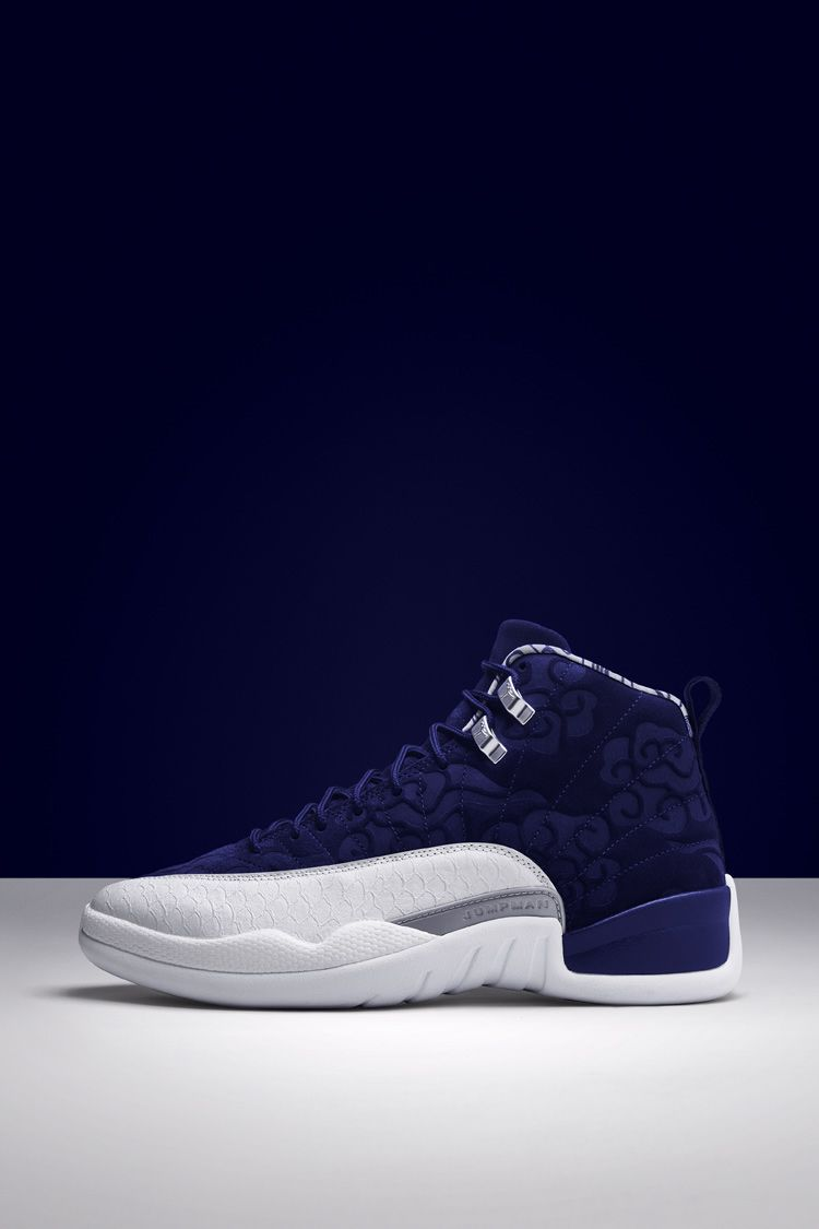 380a3fbc73e Air Jordan 12 International Flight 'College Navy' Release Date. Nike ...