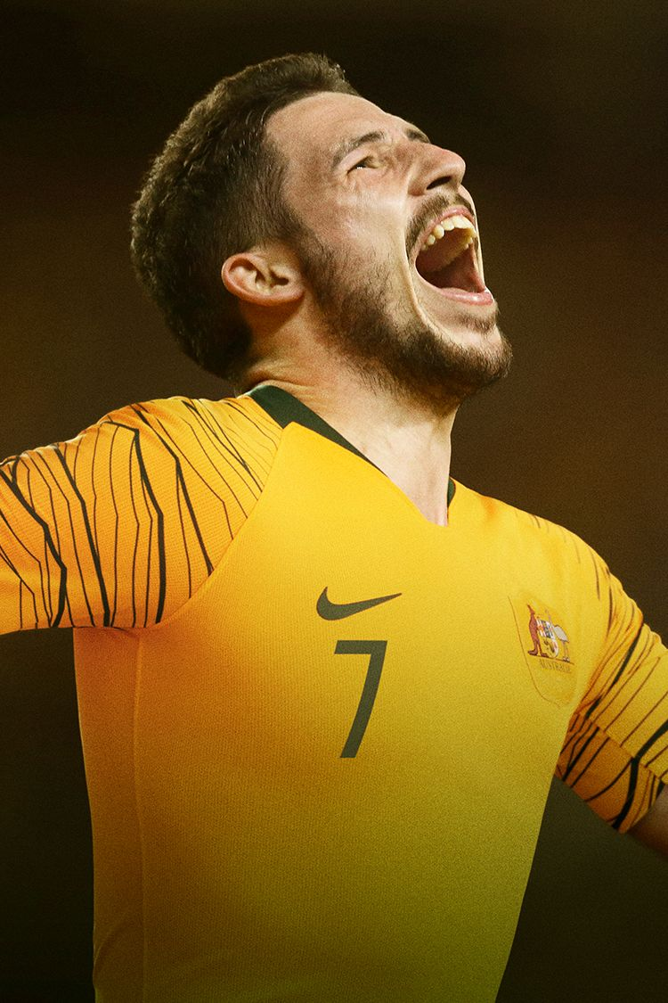 2018 Australia Stadium Away Kit