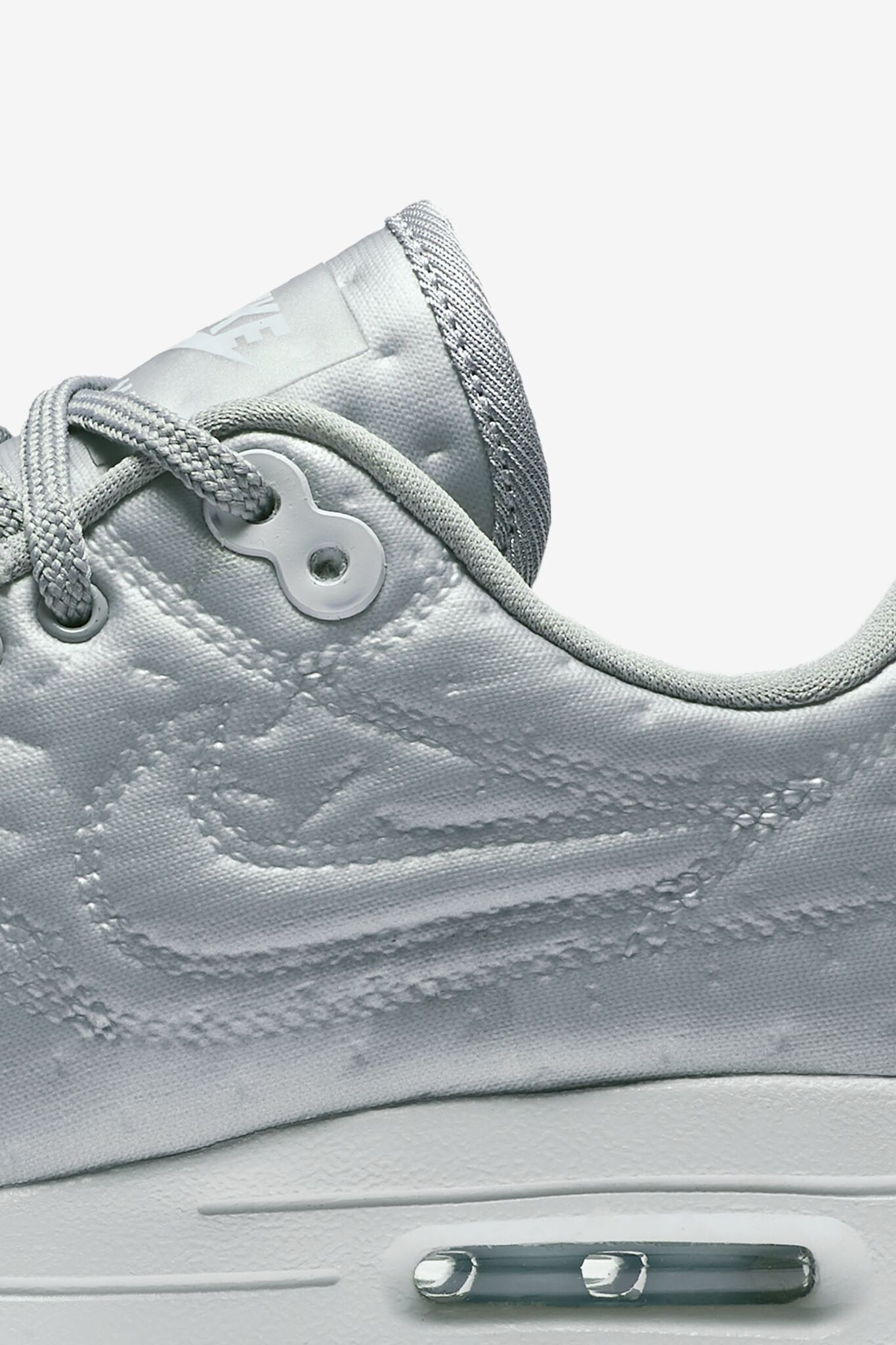 Women's Nike Air Max 1 Ultra Premium 'Metallic Silver'