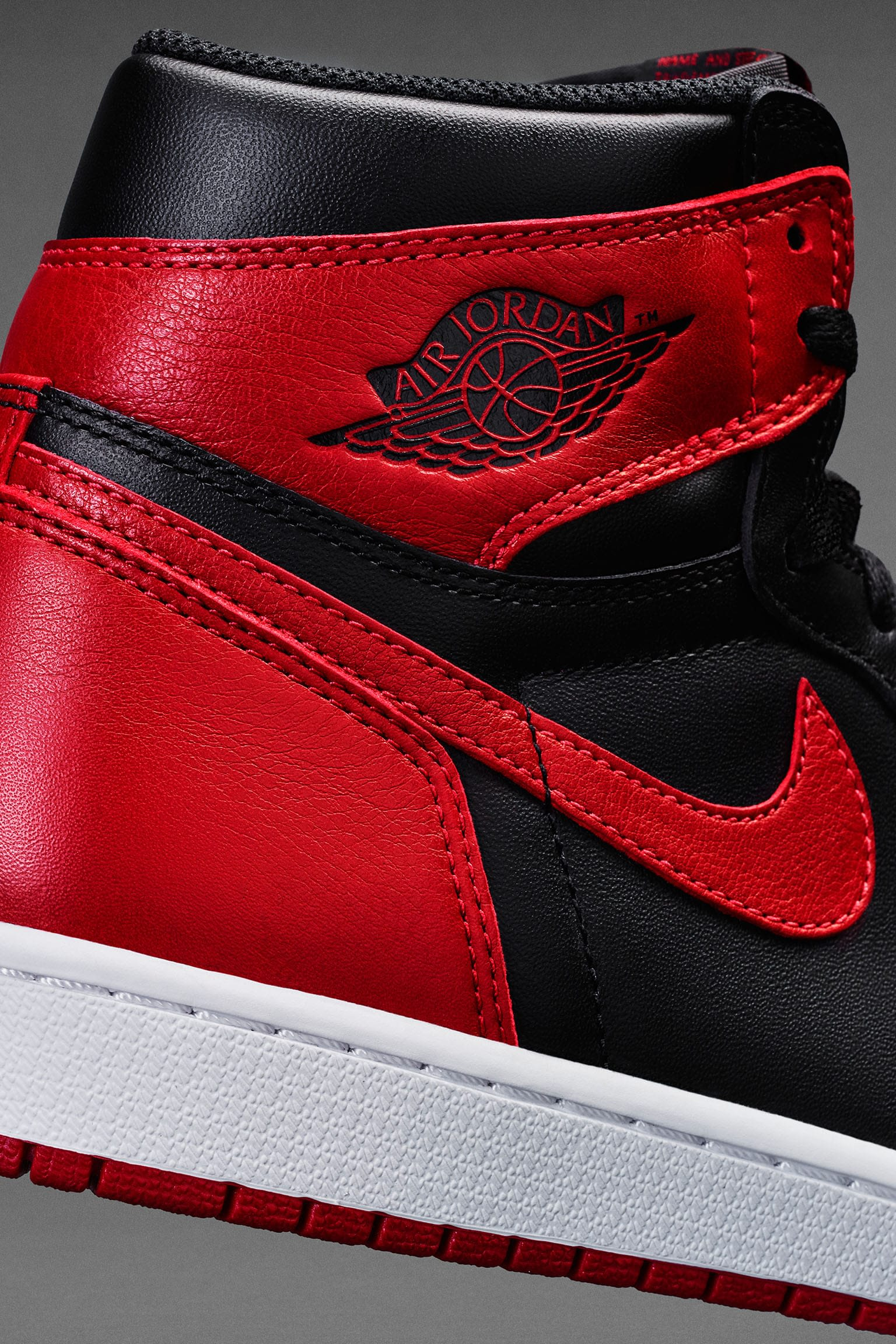 Air Jordan 1  Banned . Nike+ SNKRS 2a056ca45