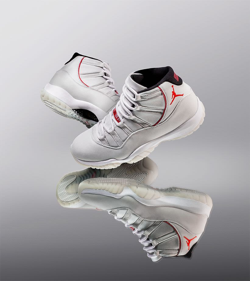 Behind The Design: Air Jordan 11 'Platinum Tint'