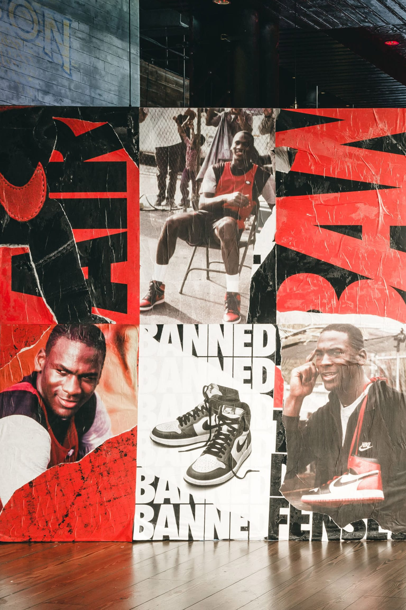 Art of Sneakers: Back to Banned