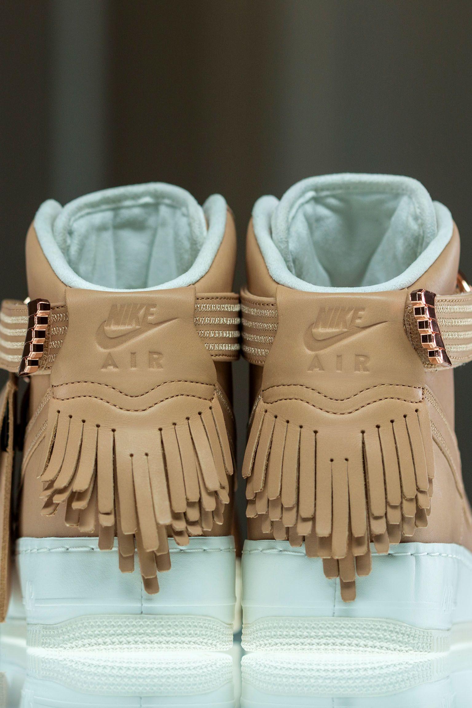 Achter het design: Nike Air Force 1 High Sport Luxury