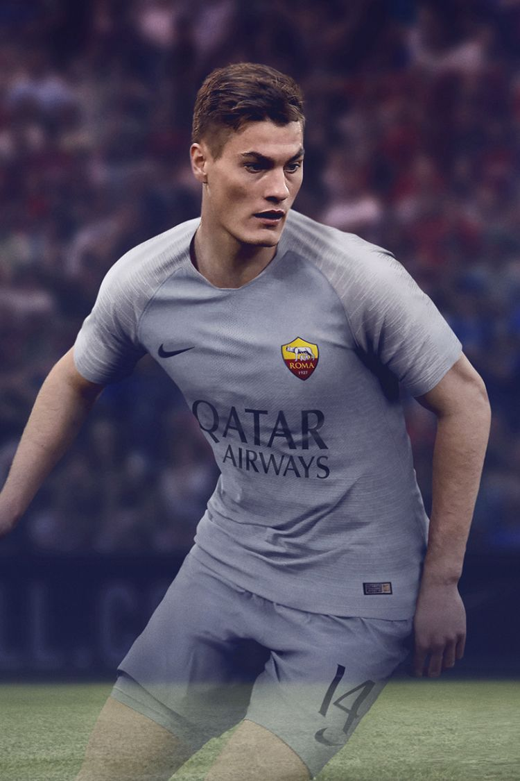 2018/19 AS Roma Stadium Away Kit