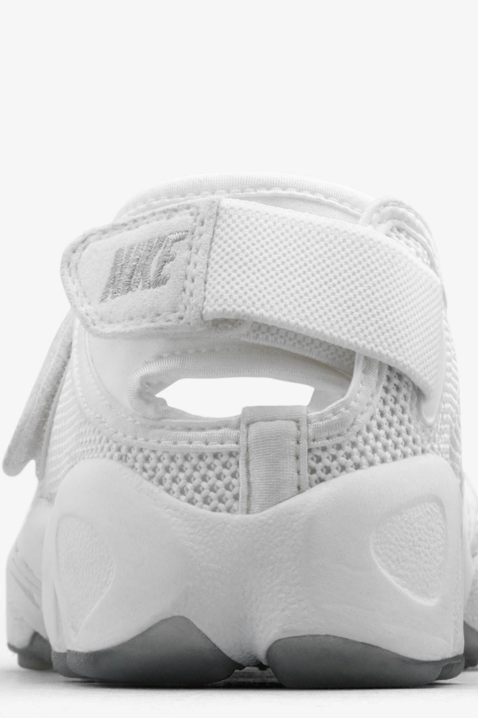 Women's Nike Air Rift 'Triple White'