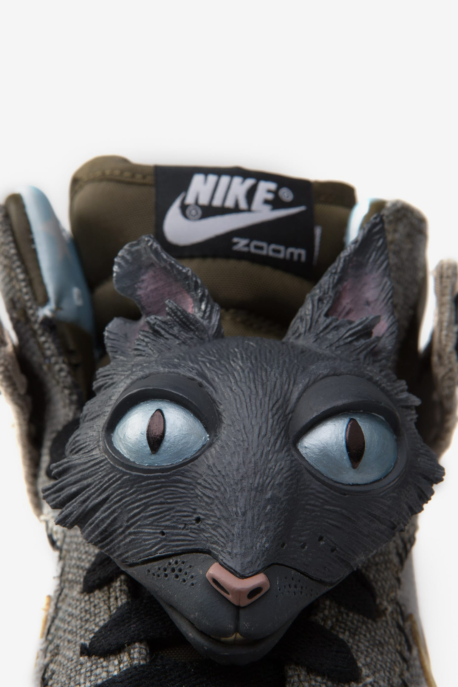 Inside the Vault: Nike x LAIKA