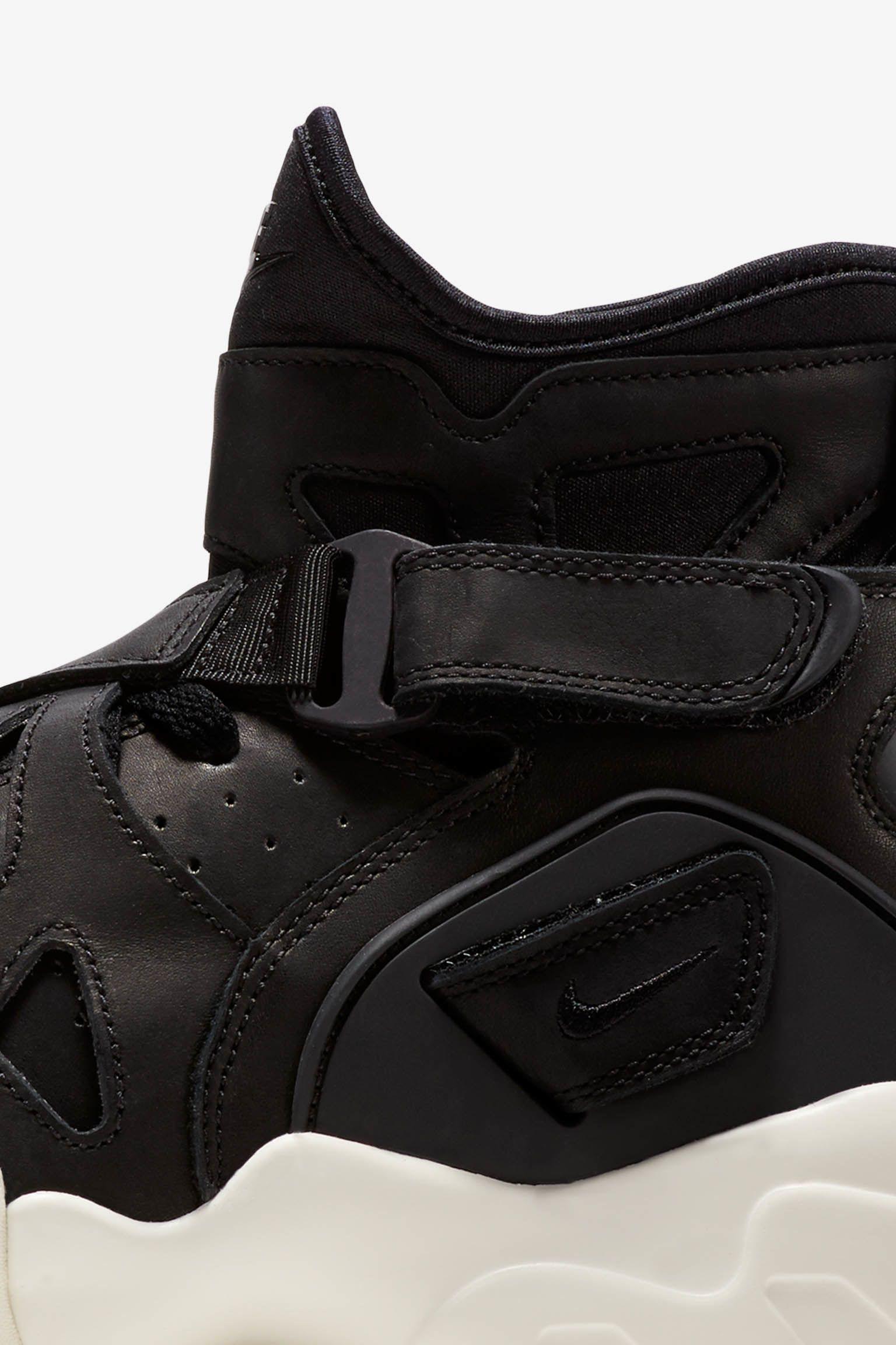 NikeLab Air Unlimited 'Triple Black' Release Date