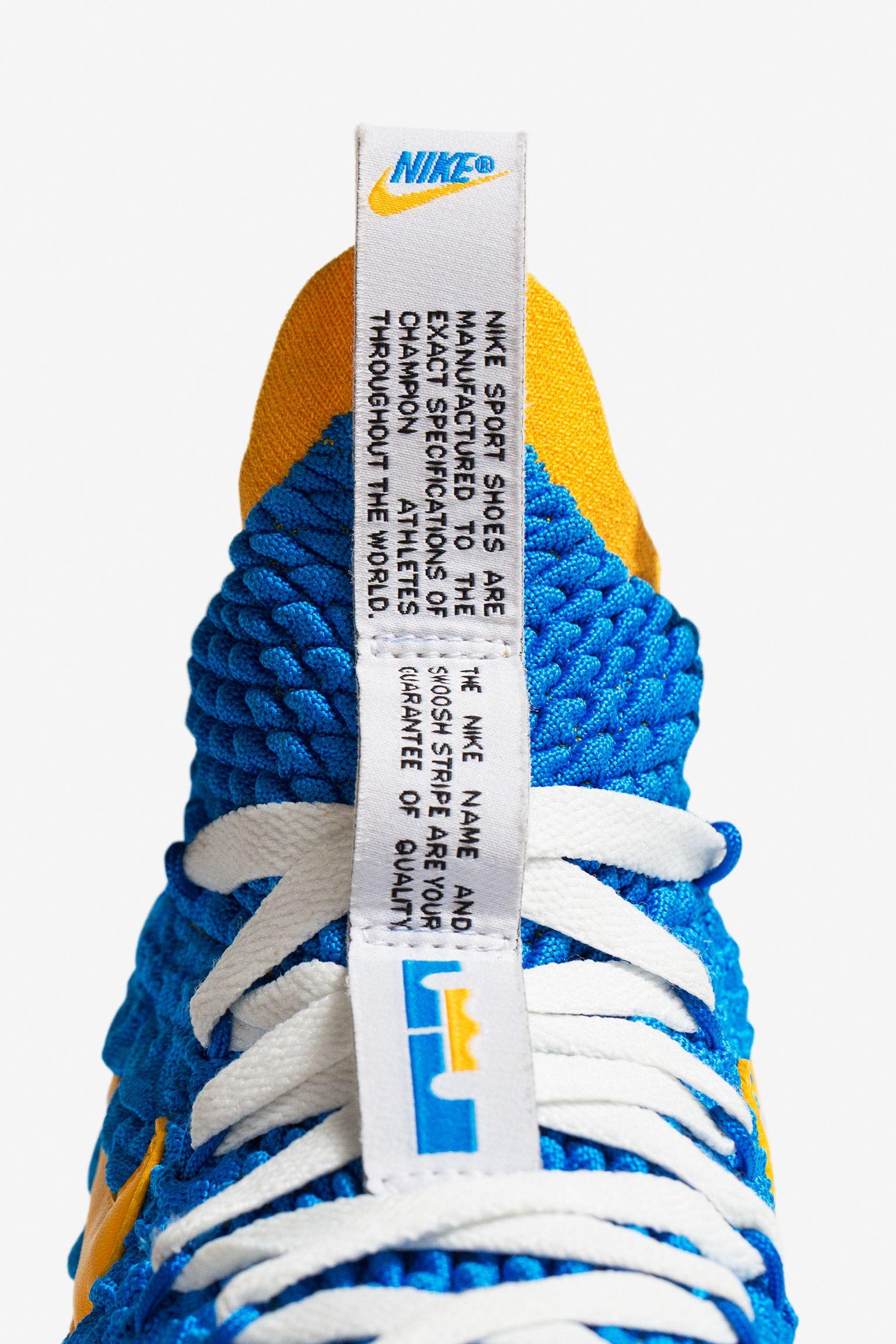 Nike Lebron Watch 'Lebron 15 Waffle'