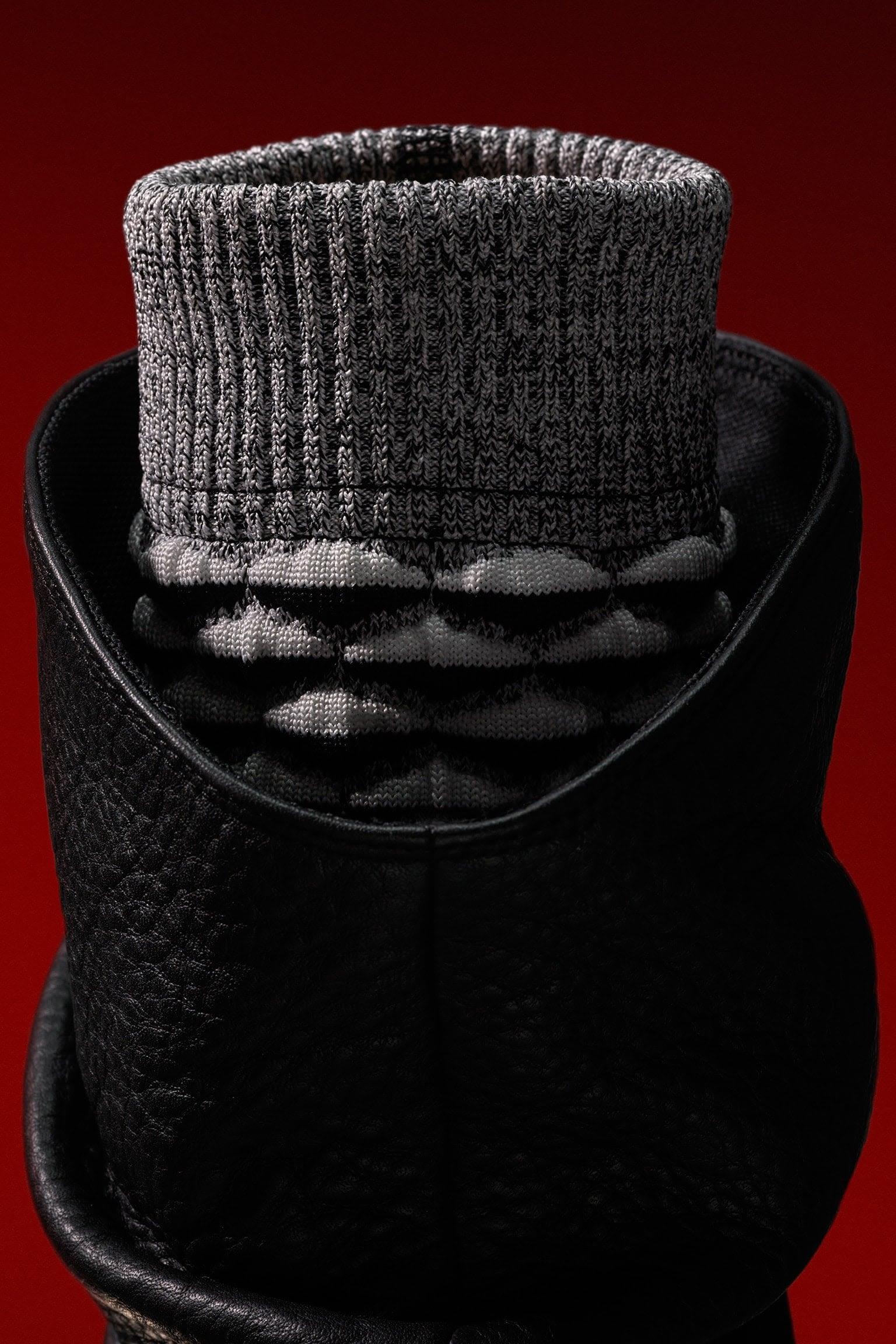 Nike Roshe Two Flyknit Hi Sneakerboot 'Black & White' voor dames. Releasedatum