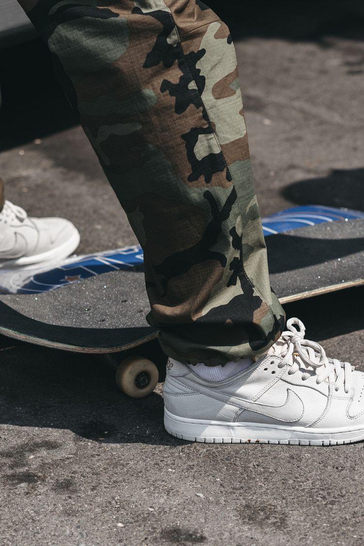Nike SB Zoom Dunk Low Pro Decon 'Light Bone & Summit White' Release Date