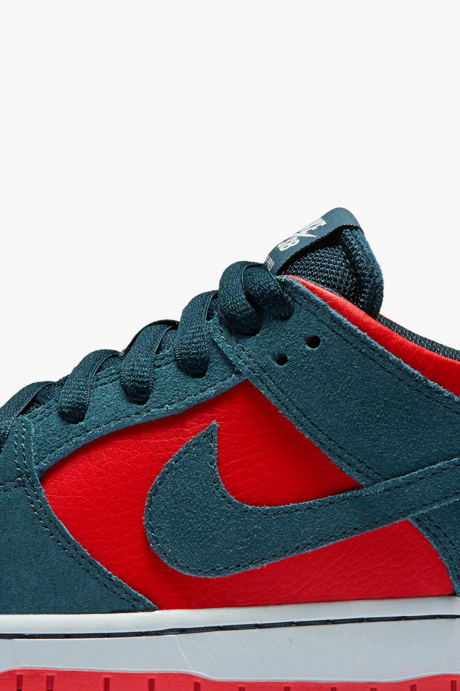 Nike Dunk Low SB Pro 'Nightshade & Chile Red'