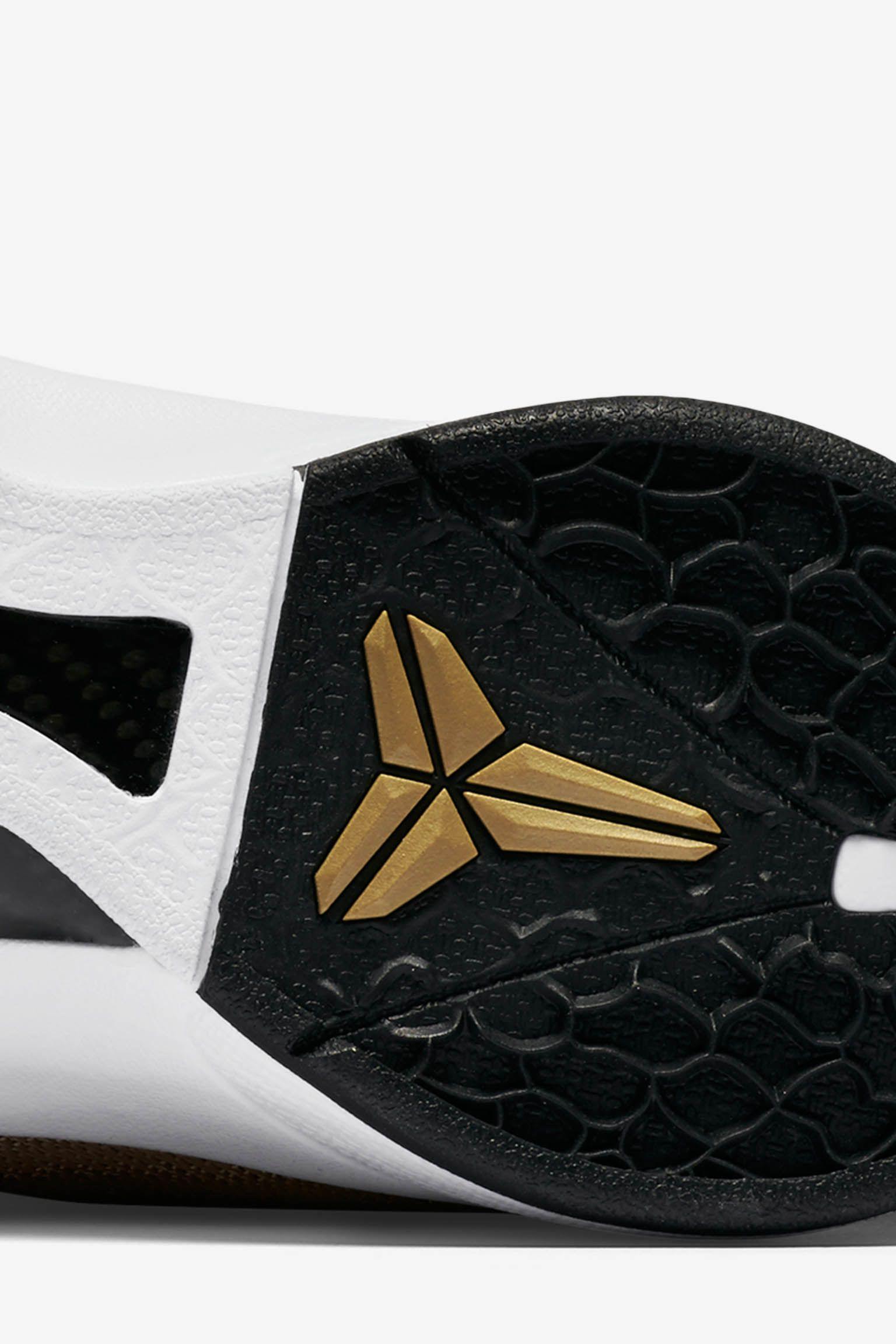 Nike Zoom Kobe Icon 'Metallic Gold' Release Date