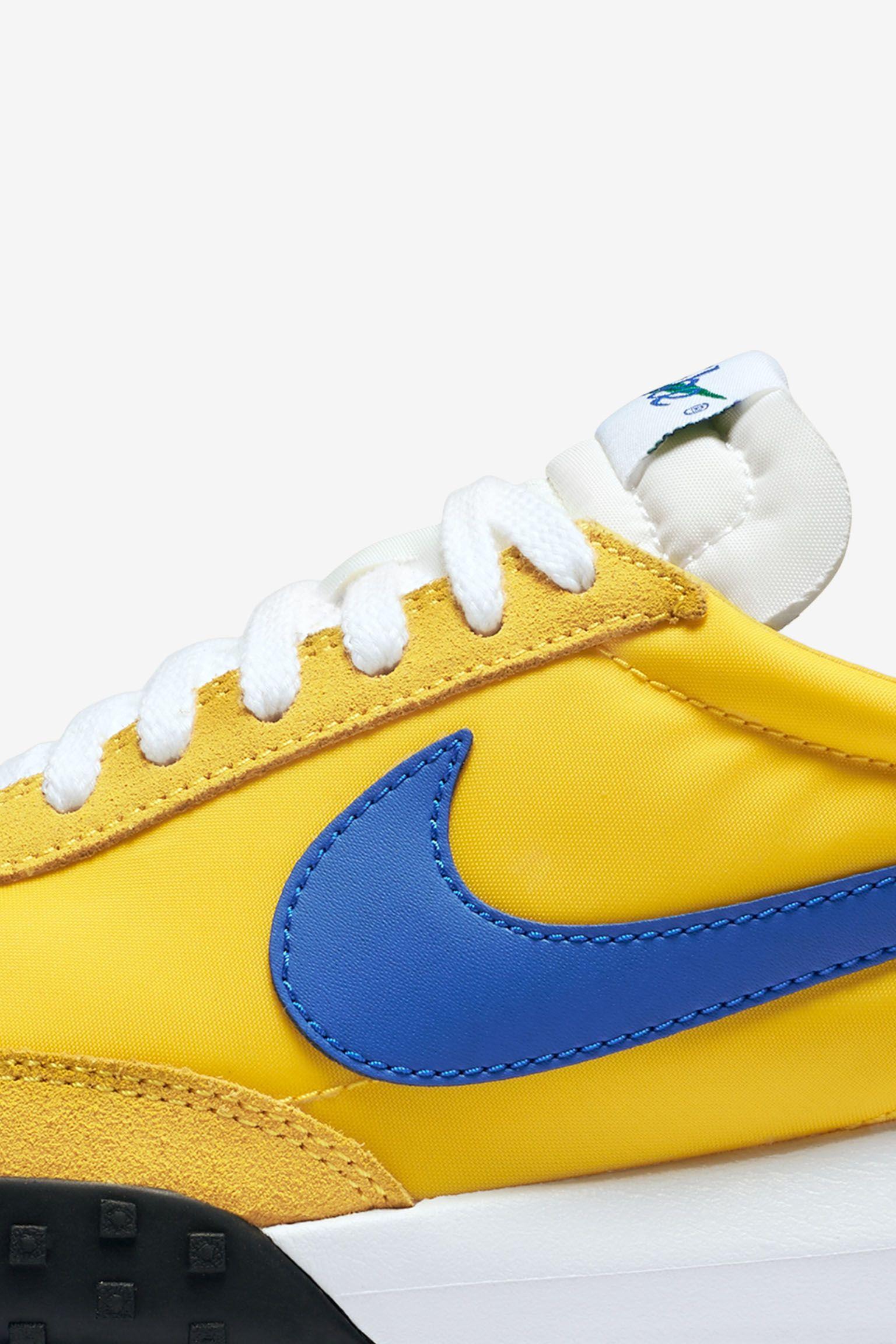 Nike Roshe Waffle Racer 'Tour Yellow & Hyper Cobalt'