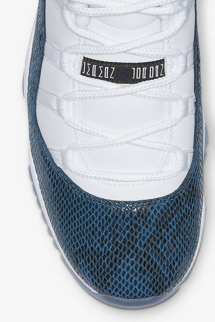 Air Jordan 11 Retro Low 'Navy' Release Date