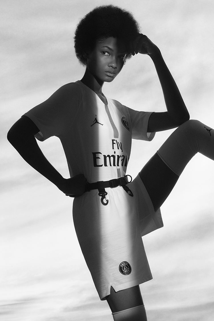 Jordan X Paris Saint-Germain Lifestyle Collection