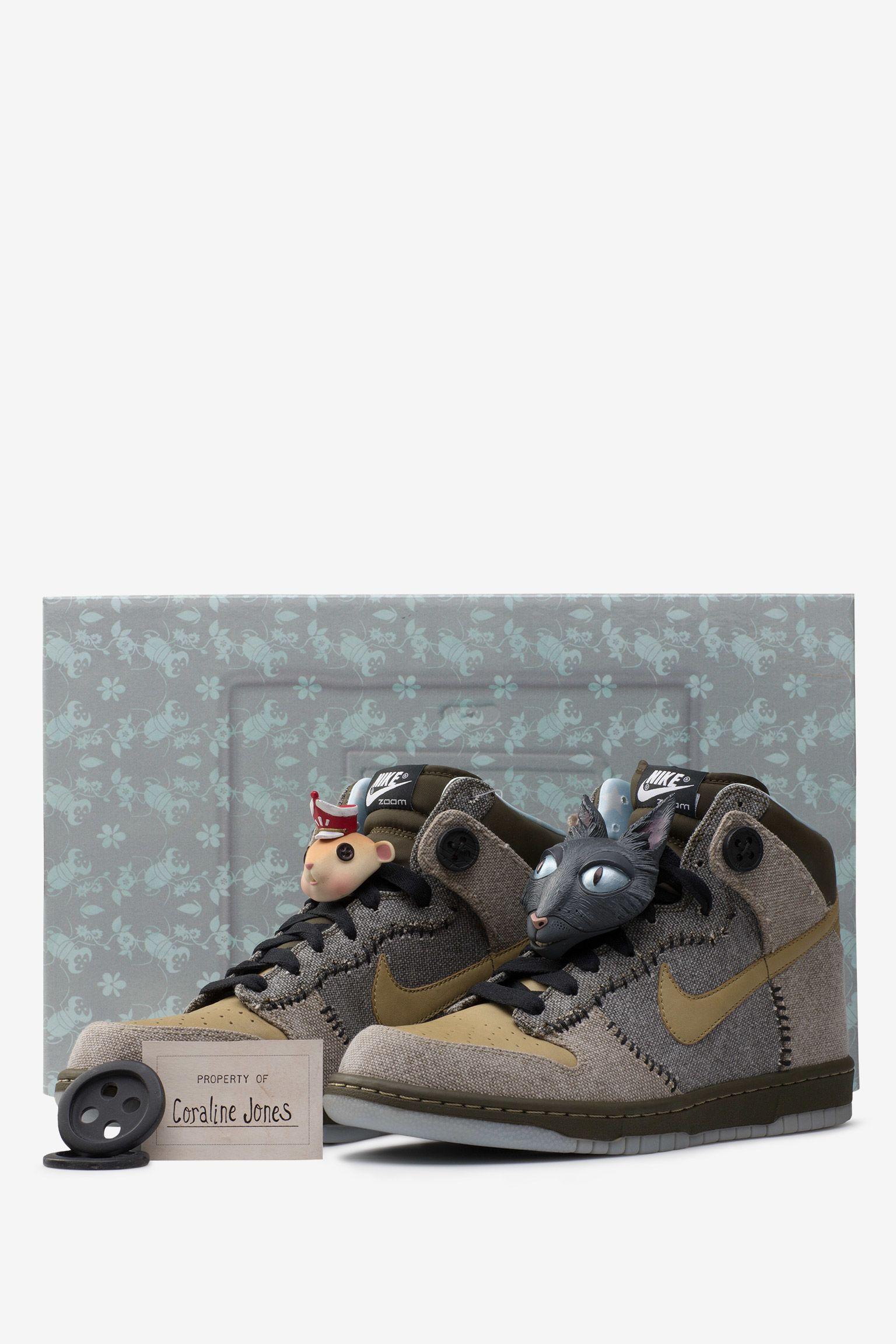 Inside the Vault: Nike x LAIKA