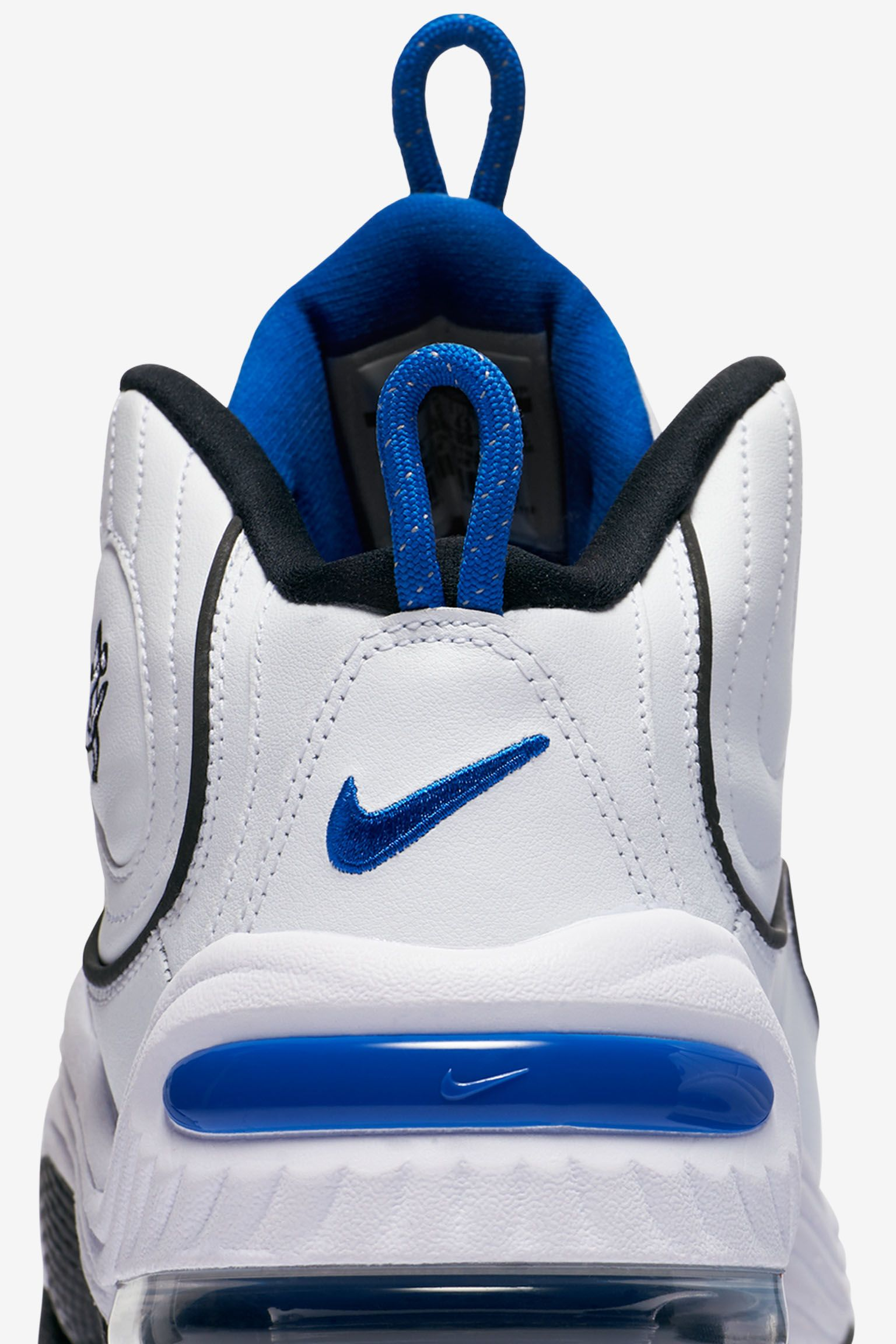 Nike Air Penny 2 'White & Varsity Royal'