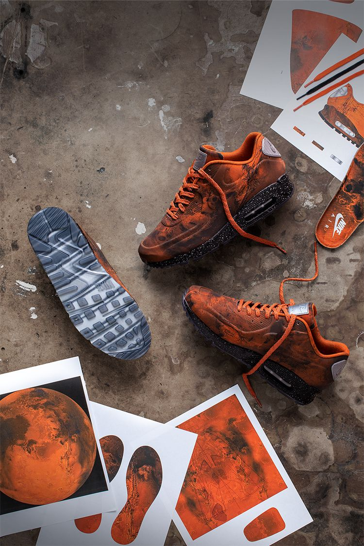 Behind The Design: Air Max 90 'Mars Landing' Release Date