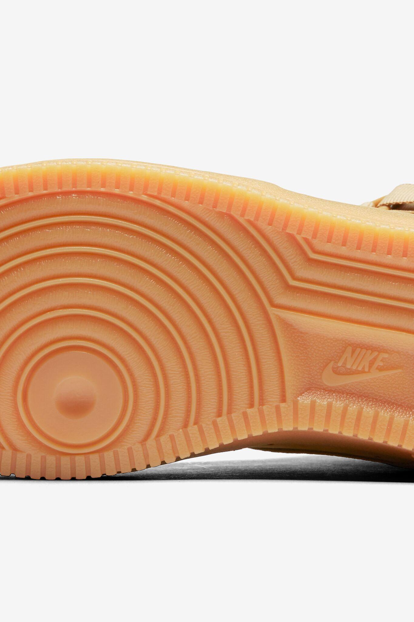 """Nike Air Force 1 High """"Flax"""" - Donna"""