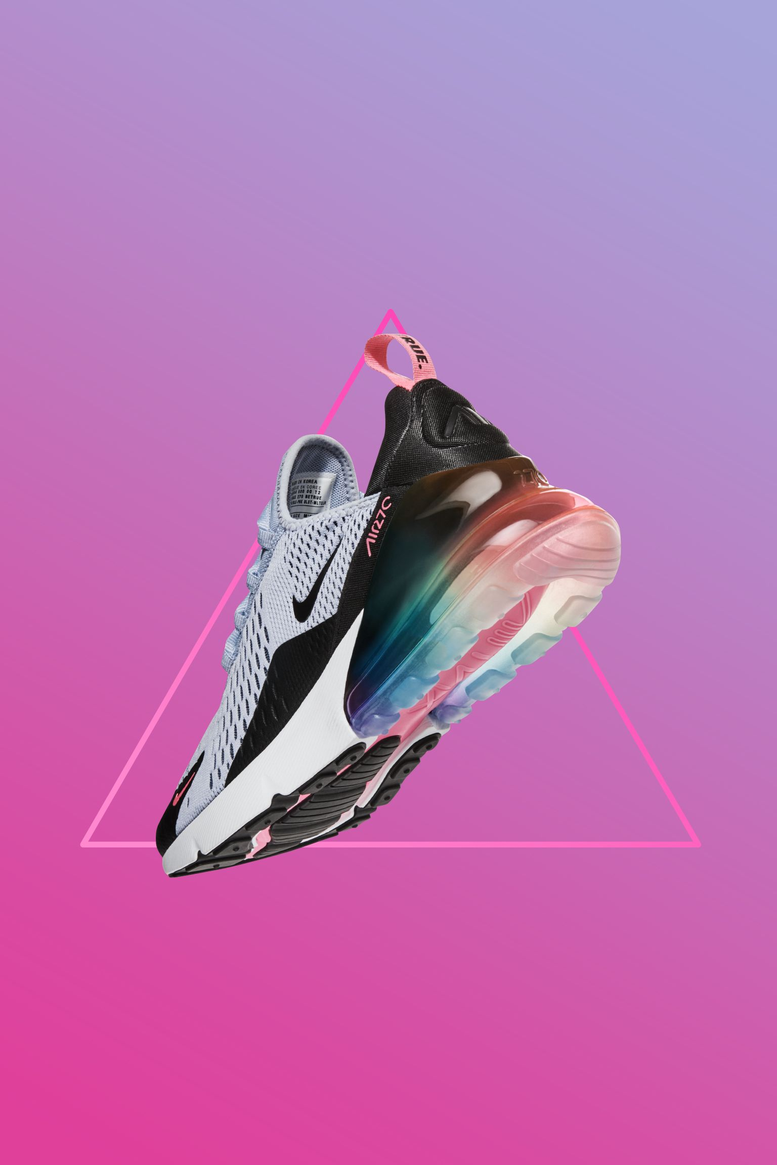 Nike Air Max 270 Triple White AH6789 102