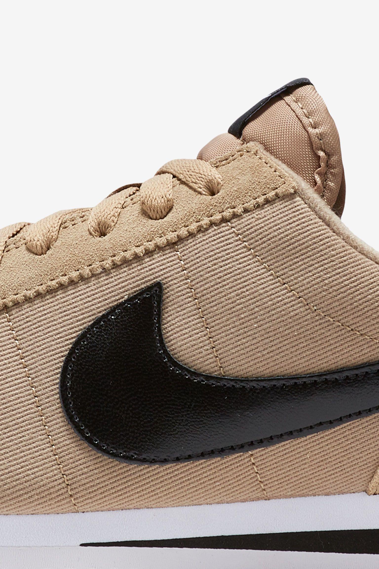 Nike Cortez Basic 'Baseball Pack' Desert Tones