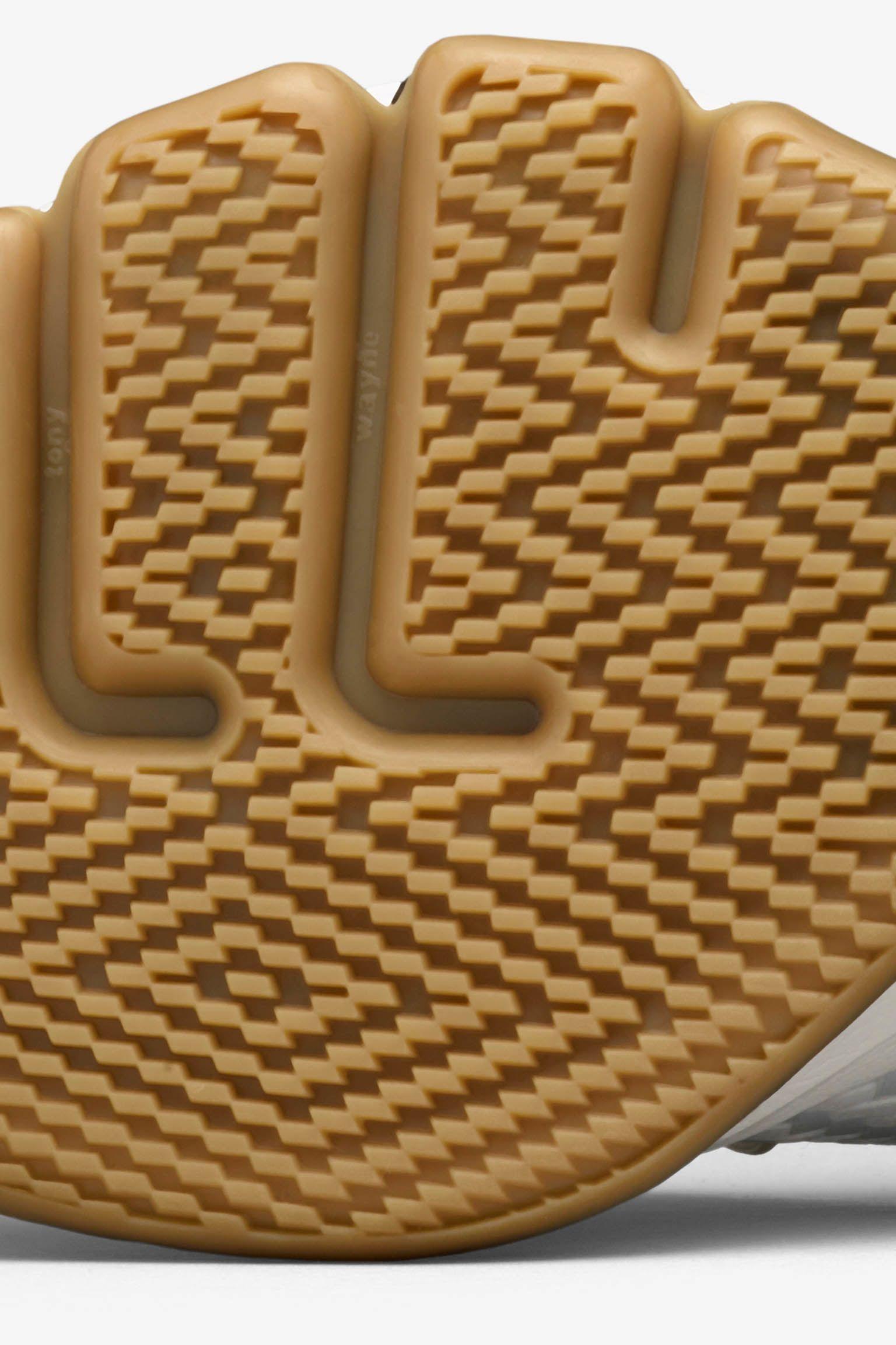 Nike KD 8 EXT 'White Gum Woven'