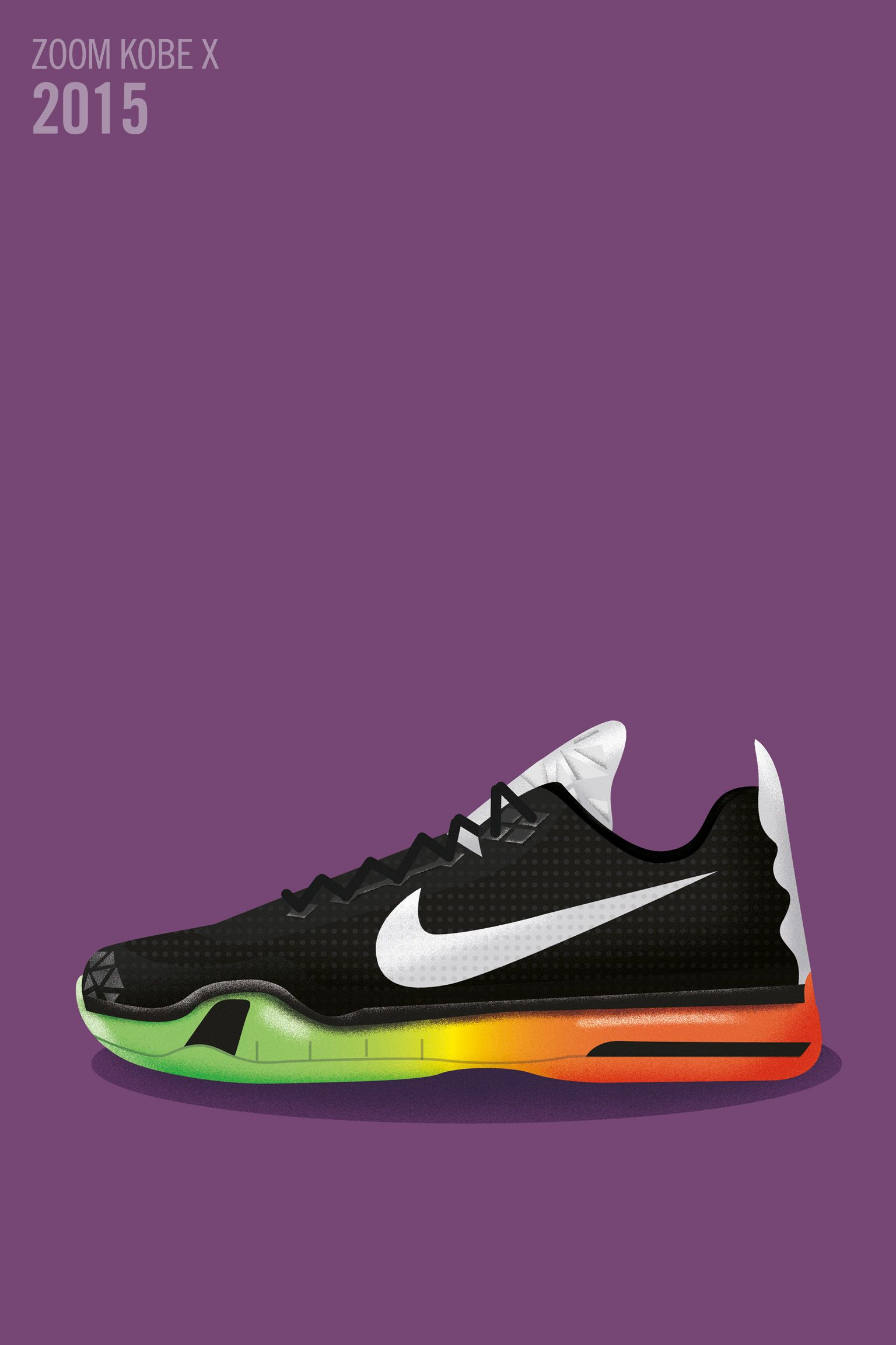 Art of Sneakers: Mamba Mastery