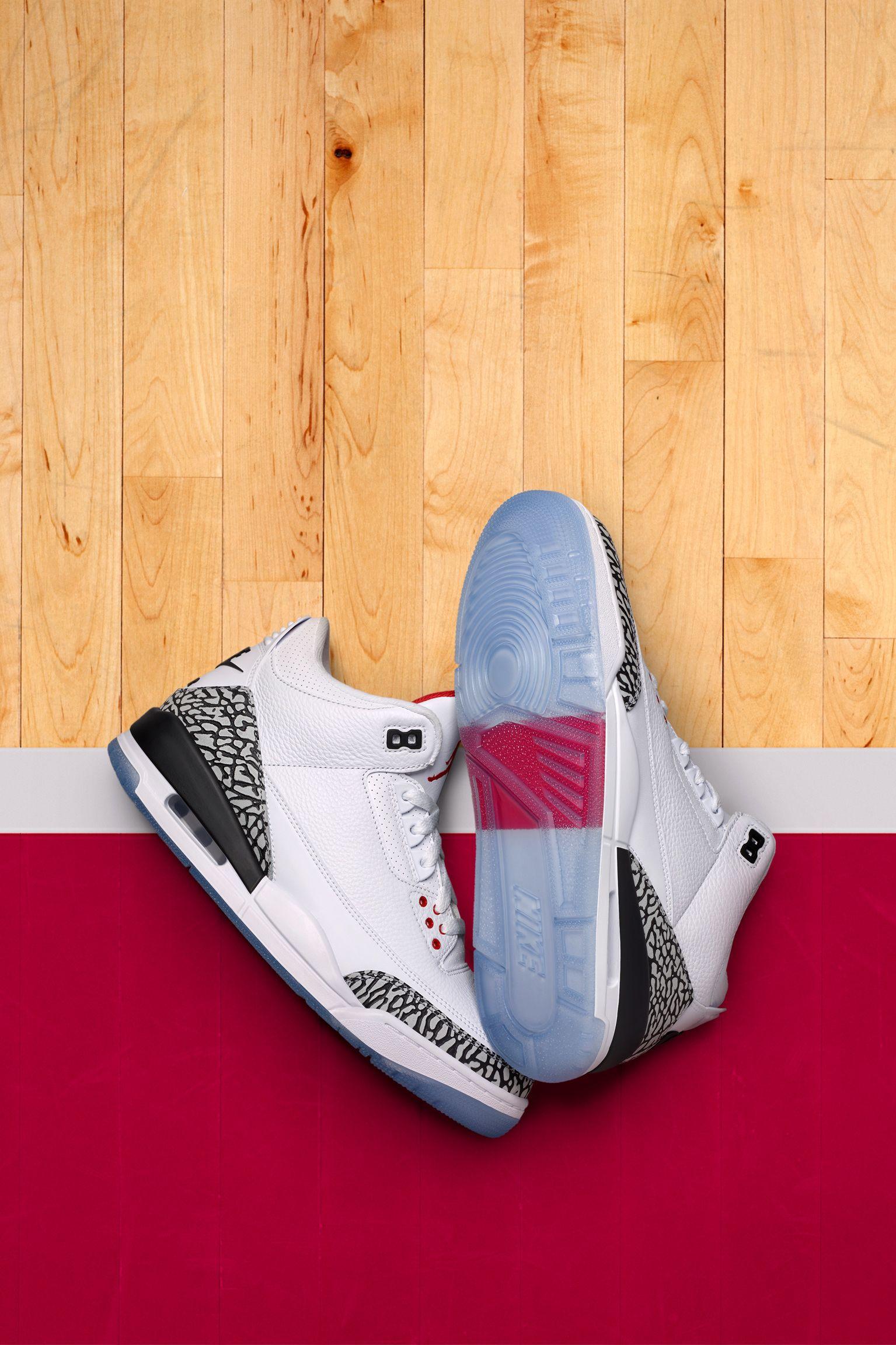 Air Jordan 3 'Free Throw Line' Release Date