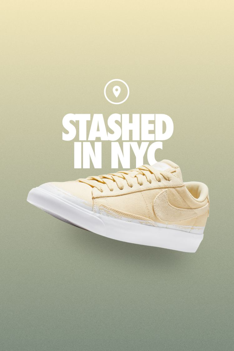 SNKRS Stash: Blazer Low 'NYC Editions: Procell'