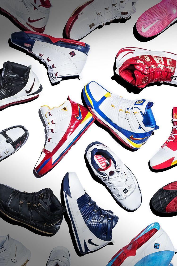 Inside The Vault: Nike LeBron III