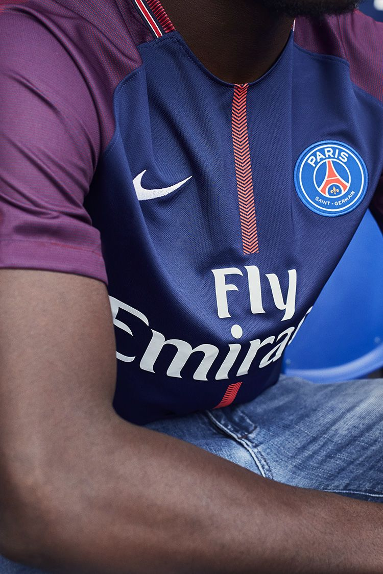 Paris Saint-Germain 2017/18 Home Kit