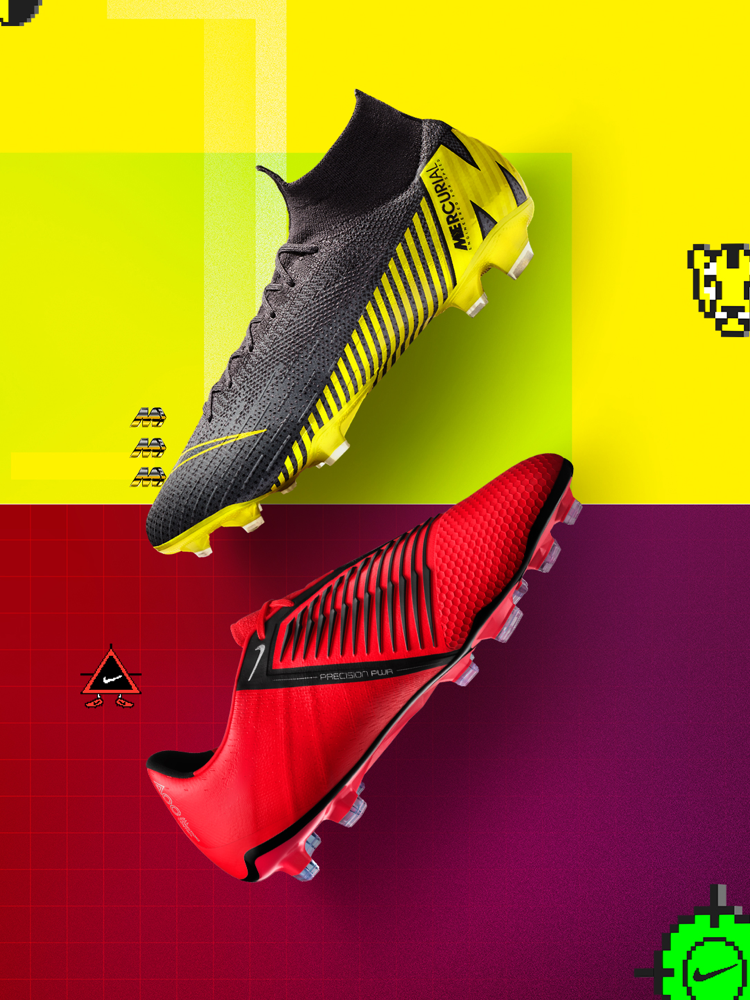 Choose Your Nike Football Boot