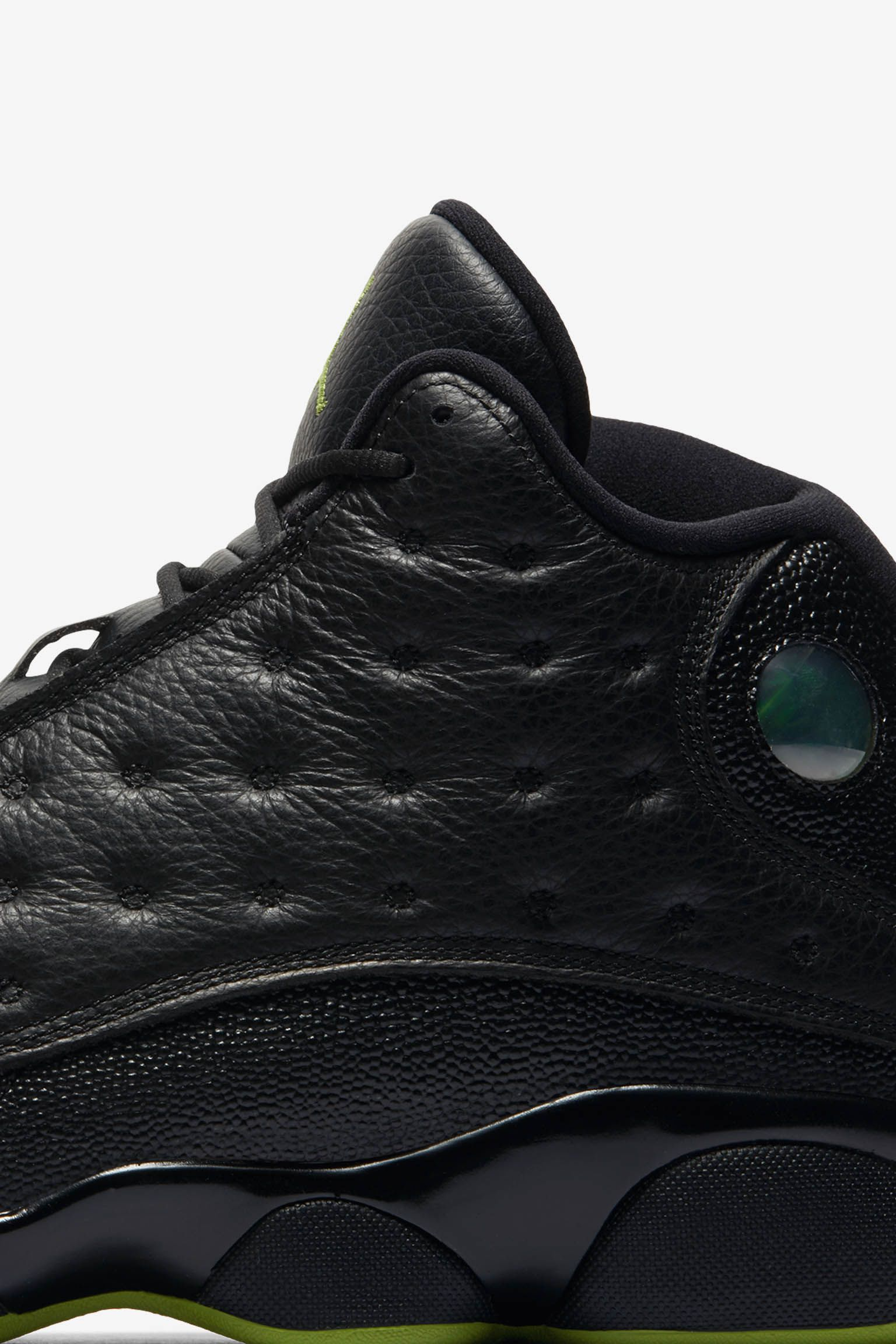 45839612a75bf3 ... coupon code for air jordan 13 black altitude green release date 00a5f  b462f
