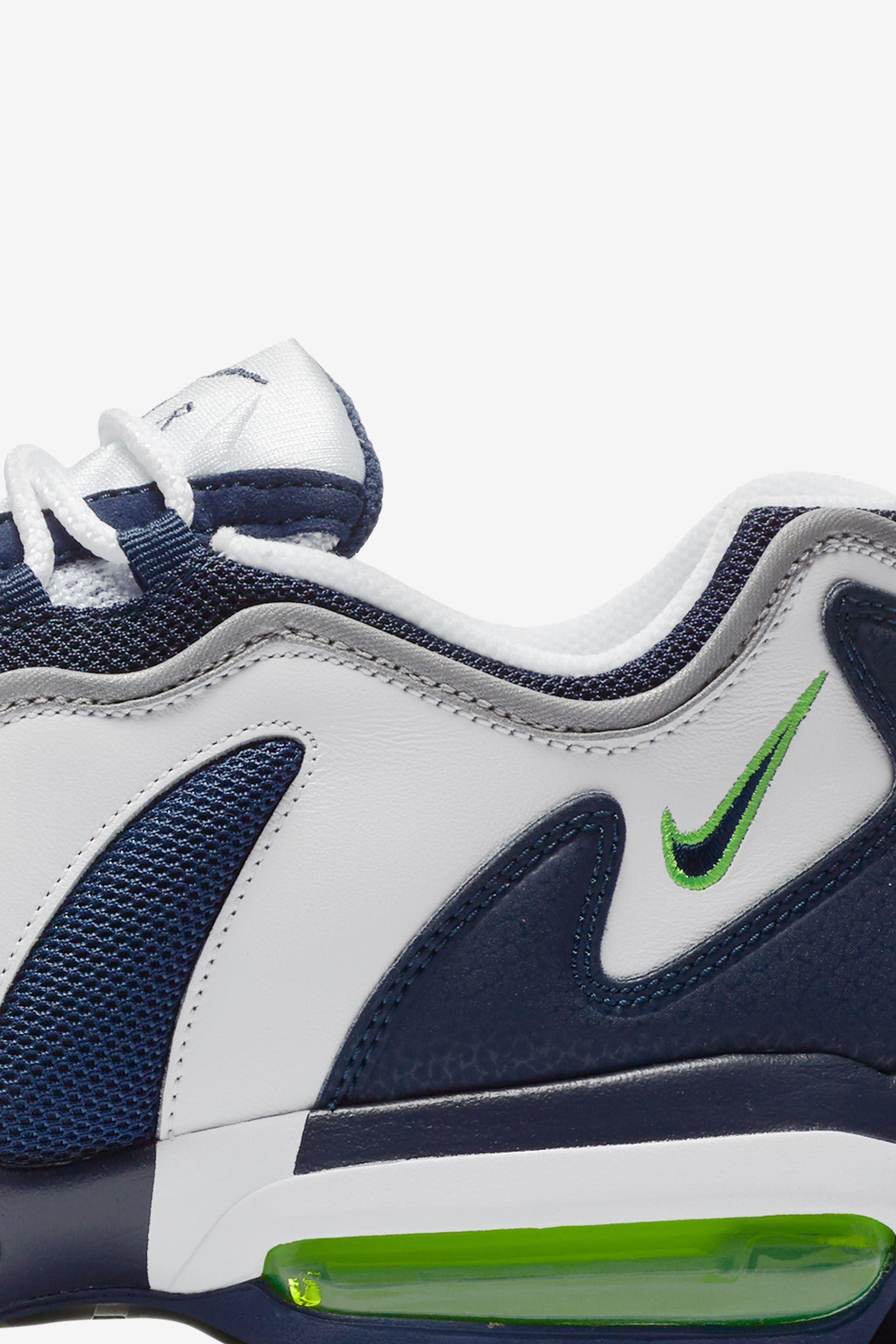 Nike Air Max 96 XX 'Scream Green'