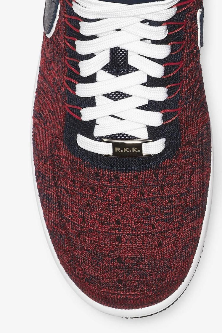 new arrival 47975 cede4 Nike Air Force 1 Ultra Flyknit Low RKK 'University Red & Navy' ...