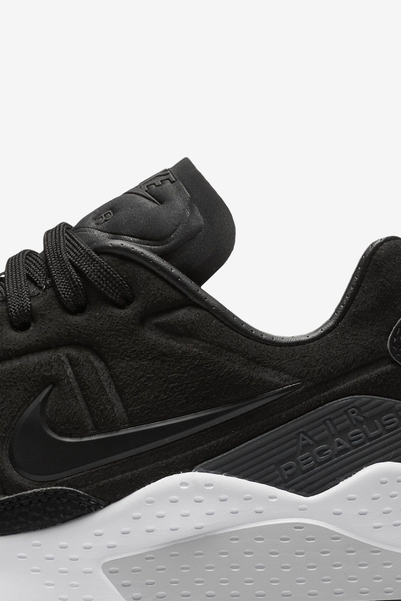 Nike Air Zoom Pegasus 92 'Black & White'