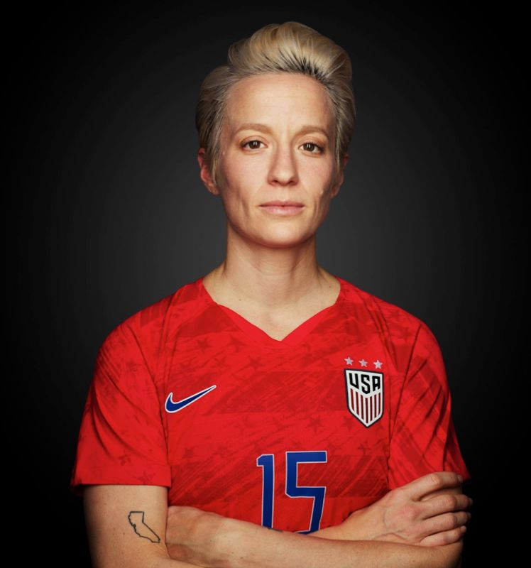 In Megan Rapinoe's Own Words