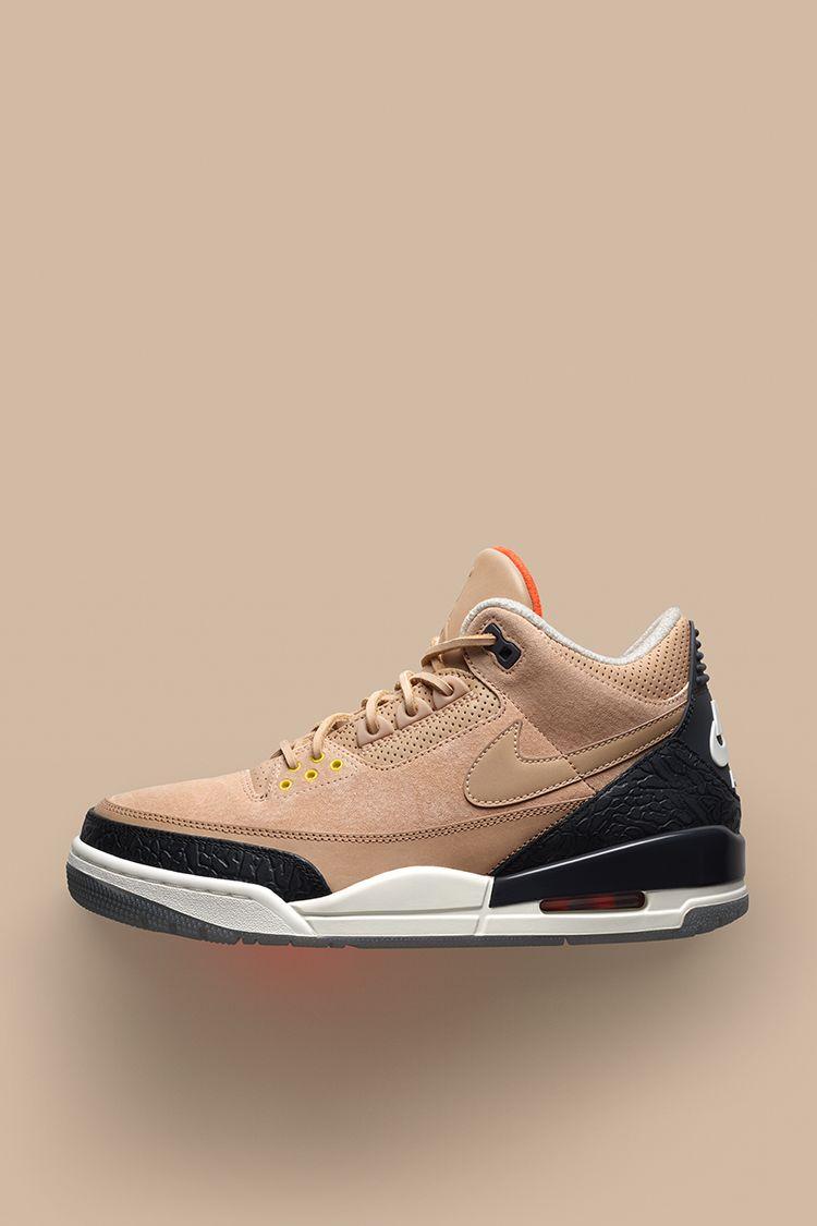 Air Jordan 3 JTH  Bio Beige  Release Date. Nike+ SNKRS ed999b456c