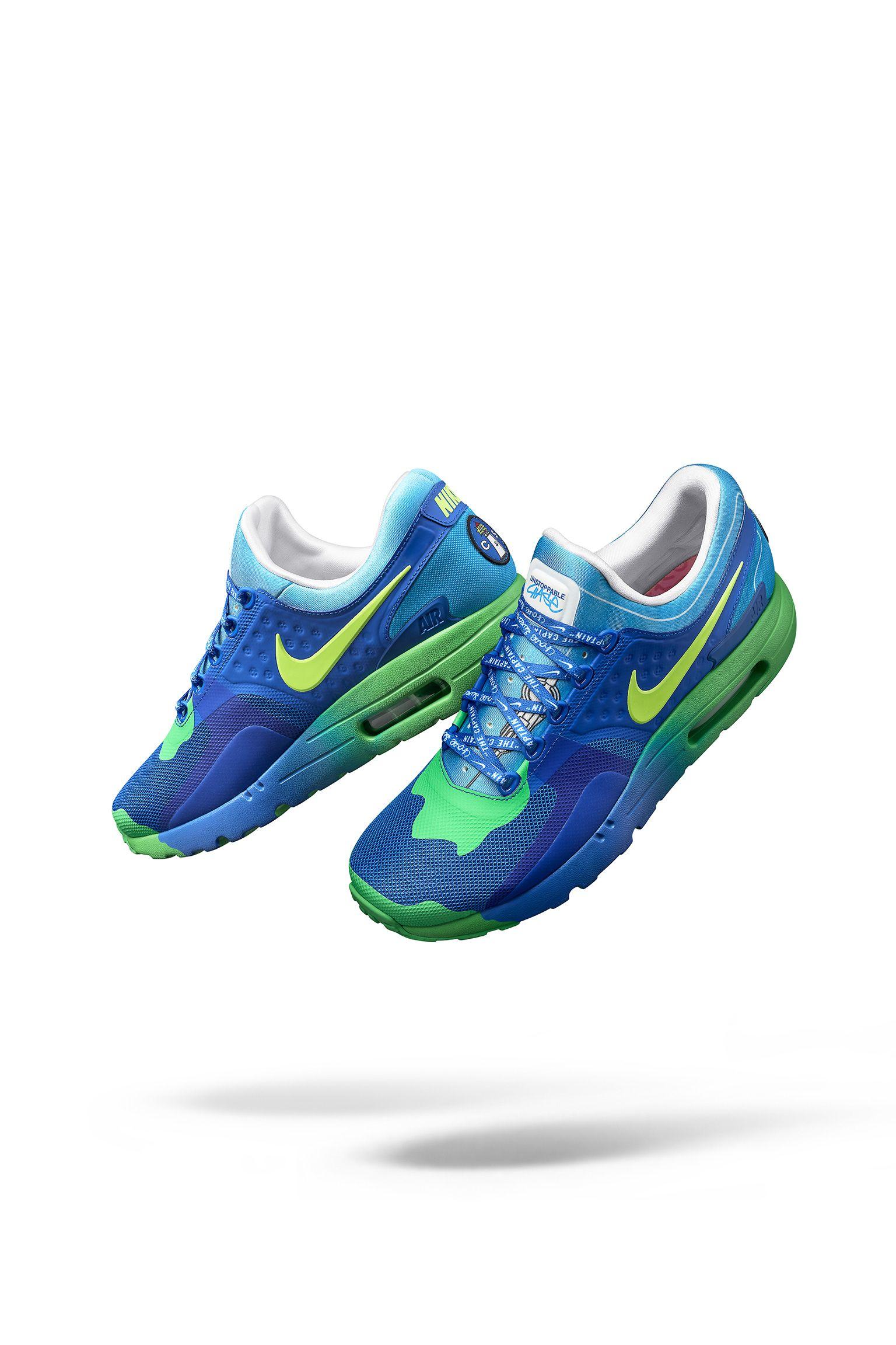 Nike Air Max Zero Doernbecher 'Hyper Cobalt' Release Date